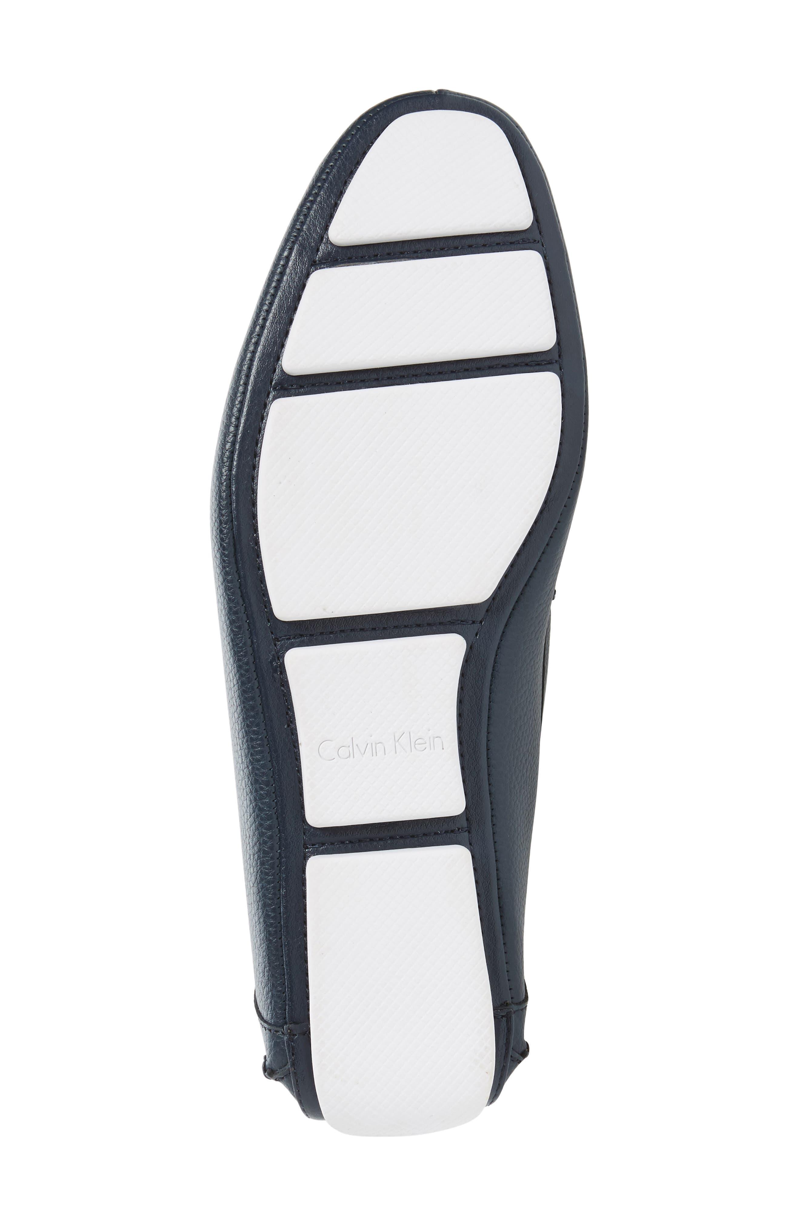 Alternate Image 4  - Calvin Klein Magnus Driving Shoe (Men)