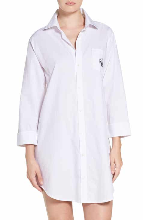 Lauren Ralph Lauren Women s Nightgowns   Nightshirts Sleepwear ... 25f63df28