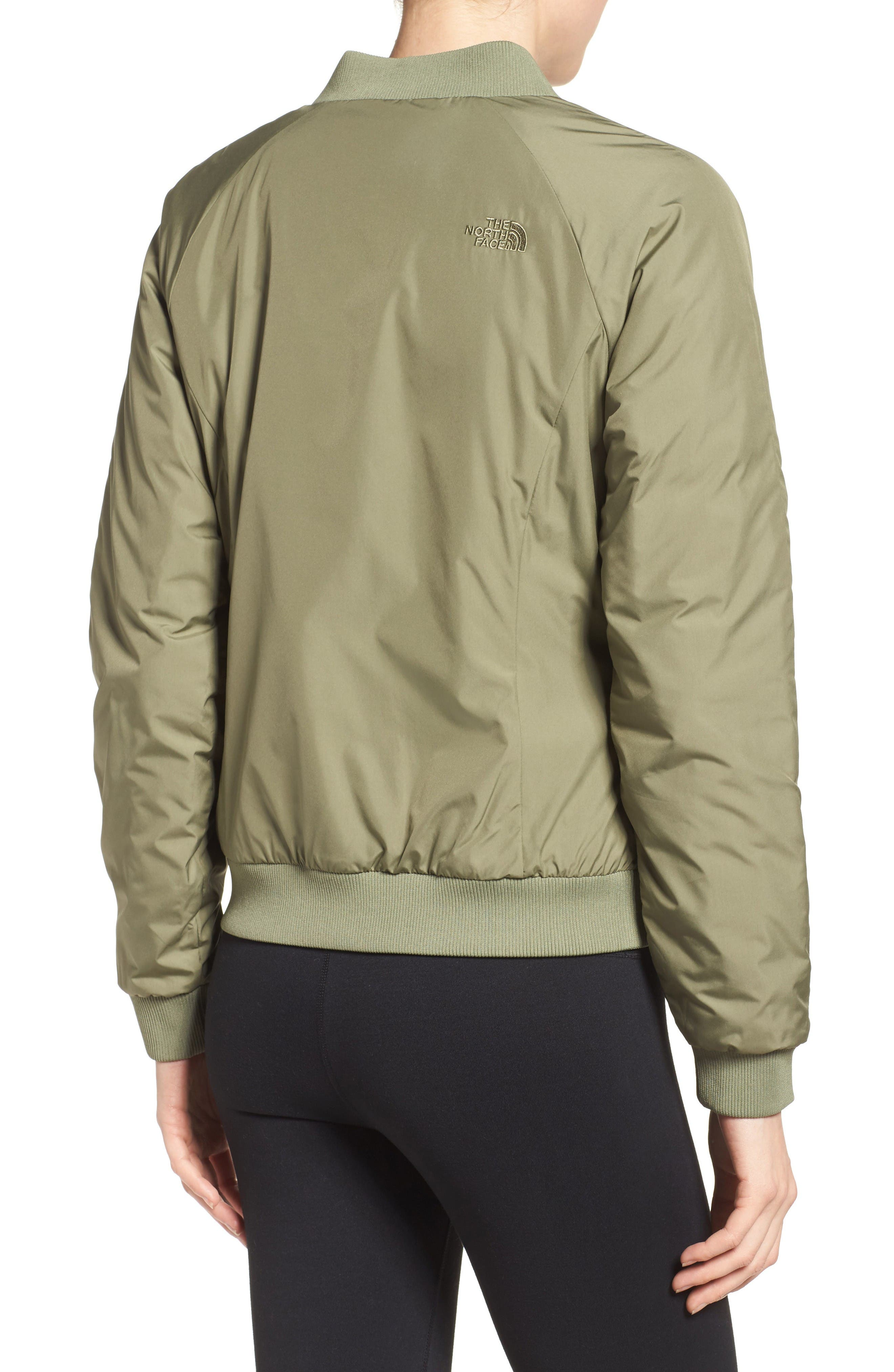 Alternate Image 2  - The North Face 'Rydell' Water Resistant Heatseeker™ Insulated Bomber Jacket