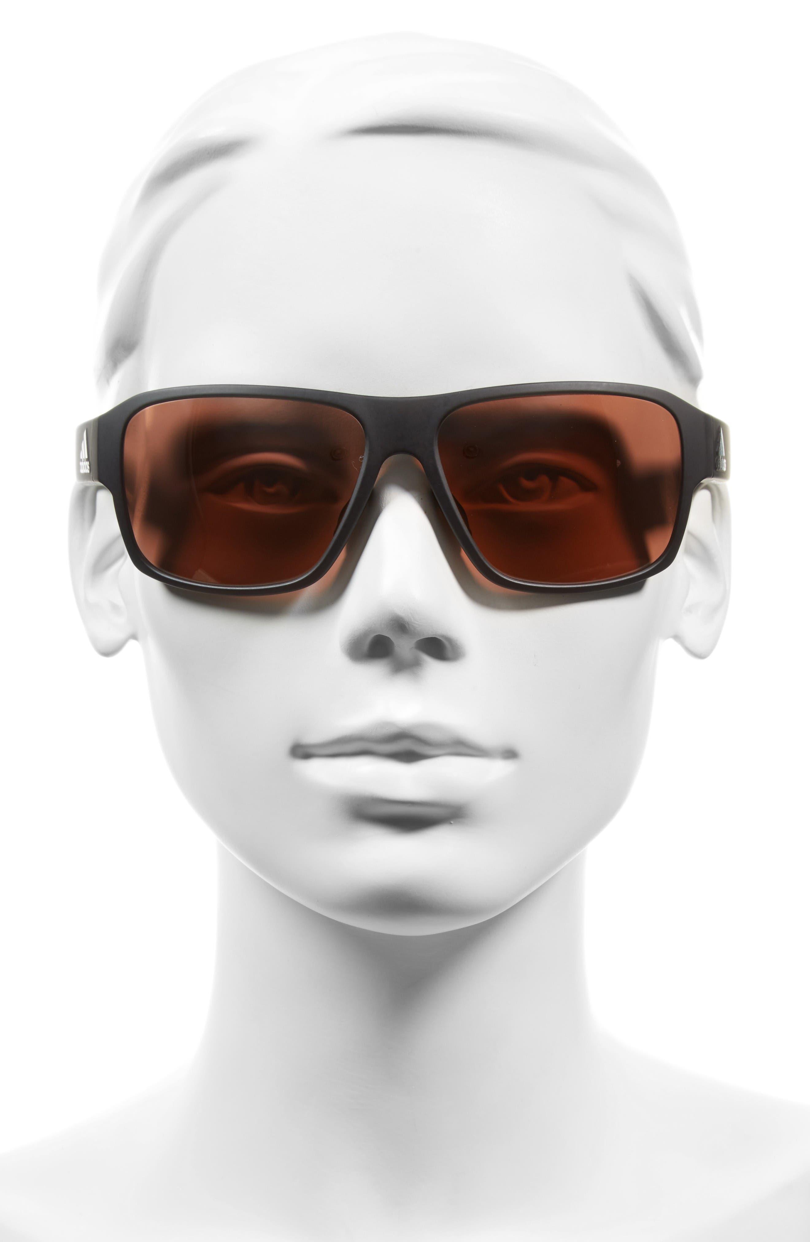 Alternate Image 2  - adidas Jaysor 60mm Sunglasses