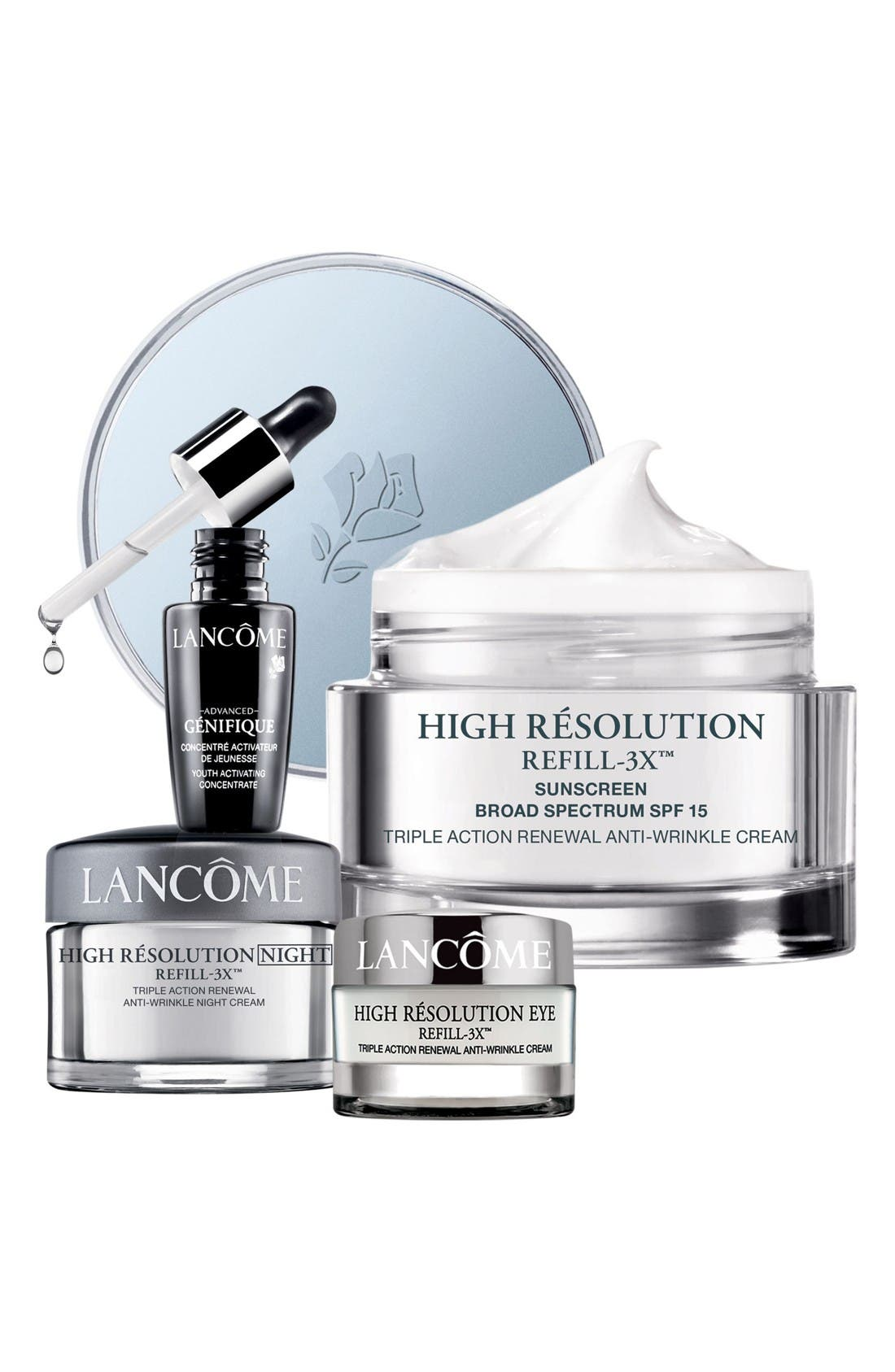 Alternate Image 2  - Lancôme High Résolution Refill-3X™ Regimen ($157 Value)