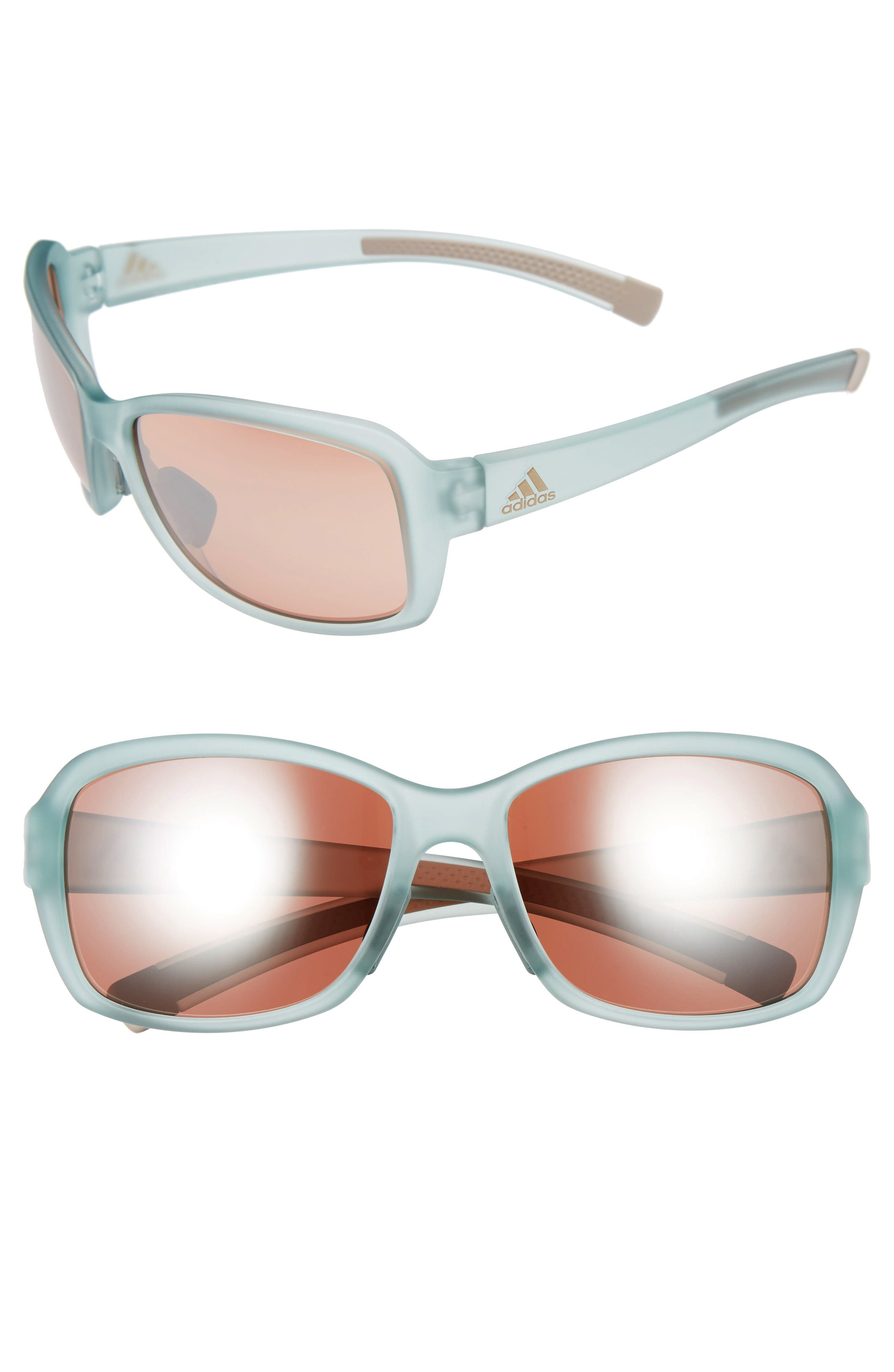 Alternate Image 1 Selected - adidas Baboa 58mm Sunglasses
