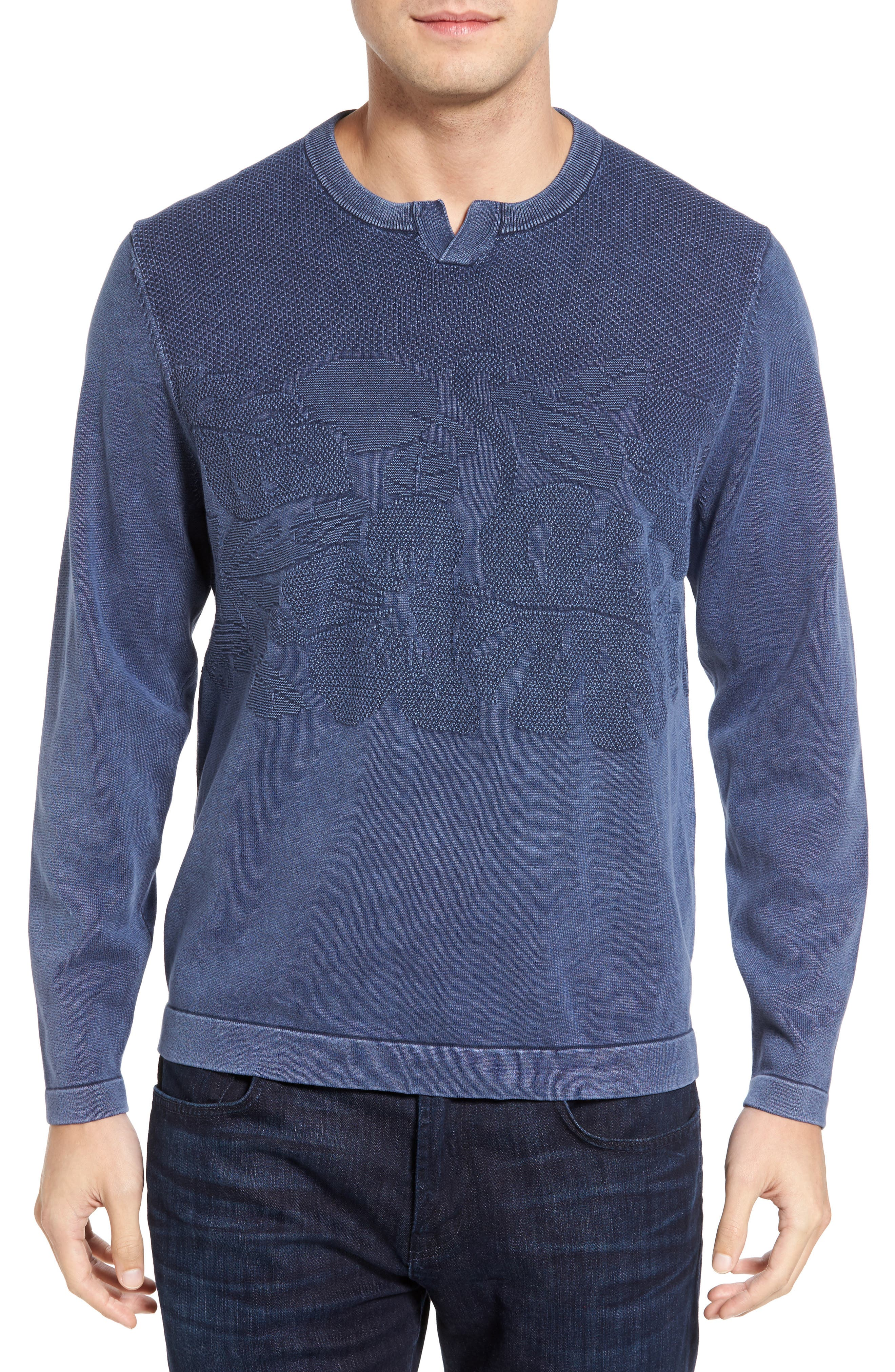 Main Image - Tommy Bahama Tropicruiser Abaco Pullover