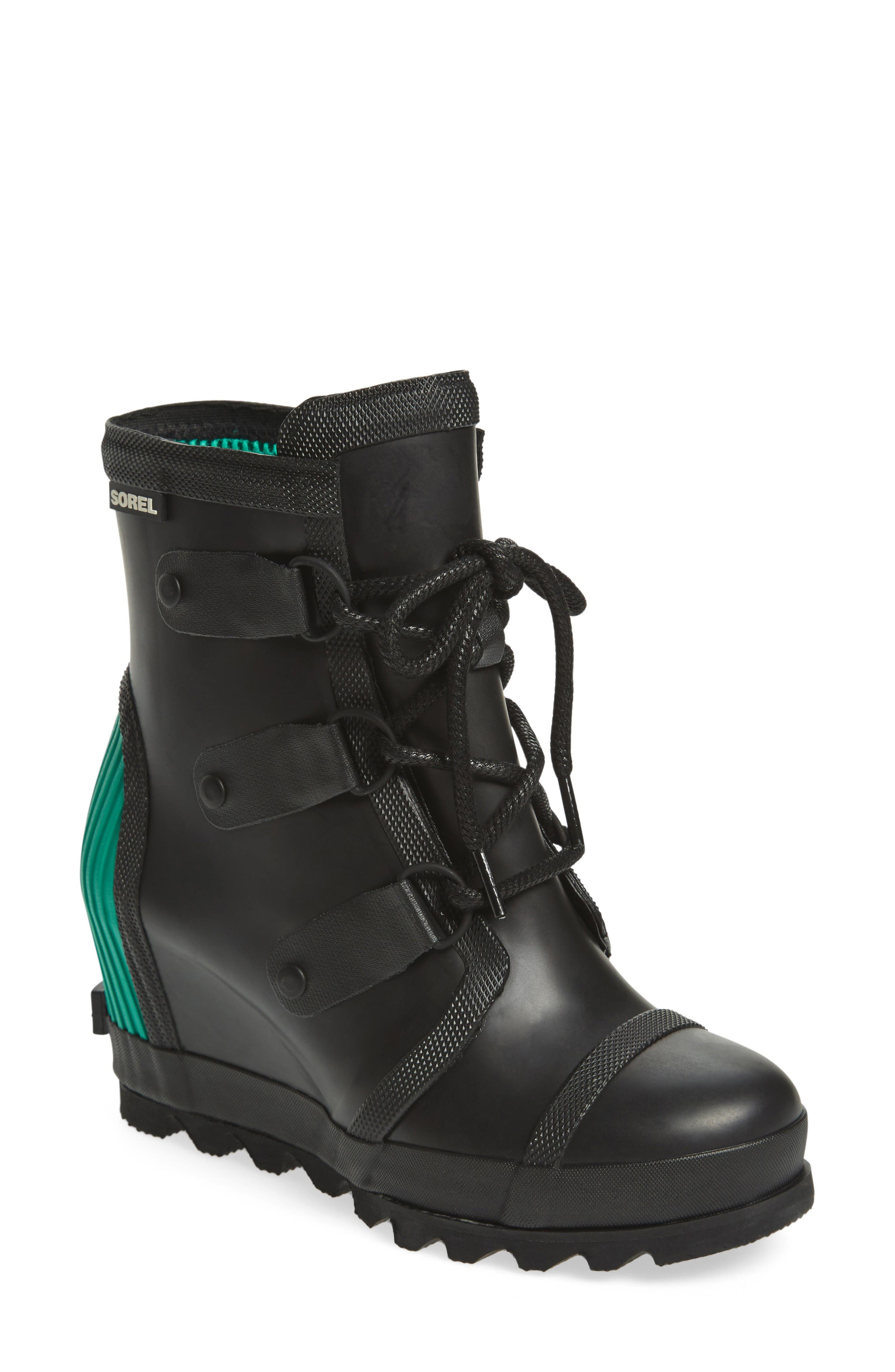 SOREL Joan Wedge Rain Boot (Women)