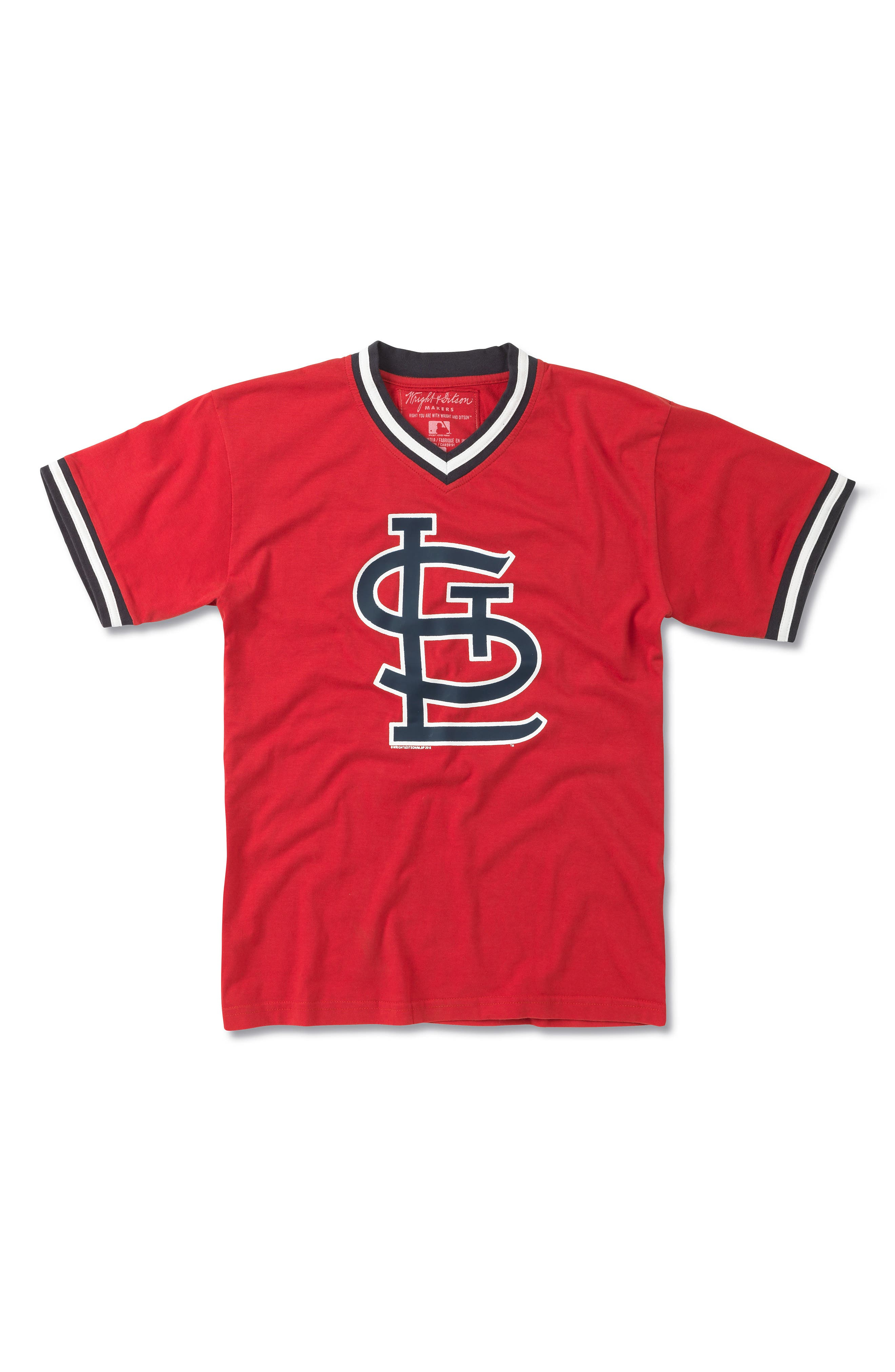 Wright & Ditson St. Louis Cardinals T-Shirt (Little Boys & Big Boys)
