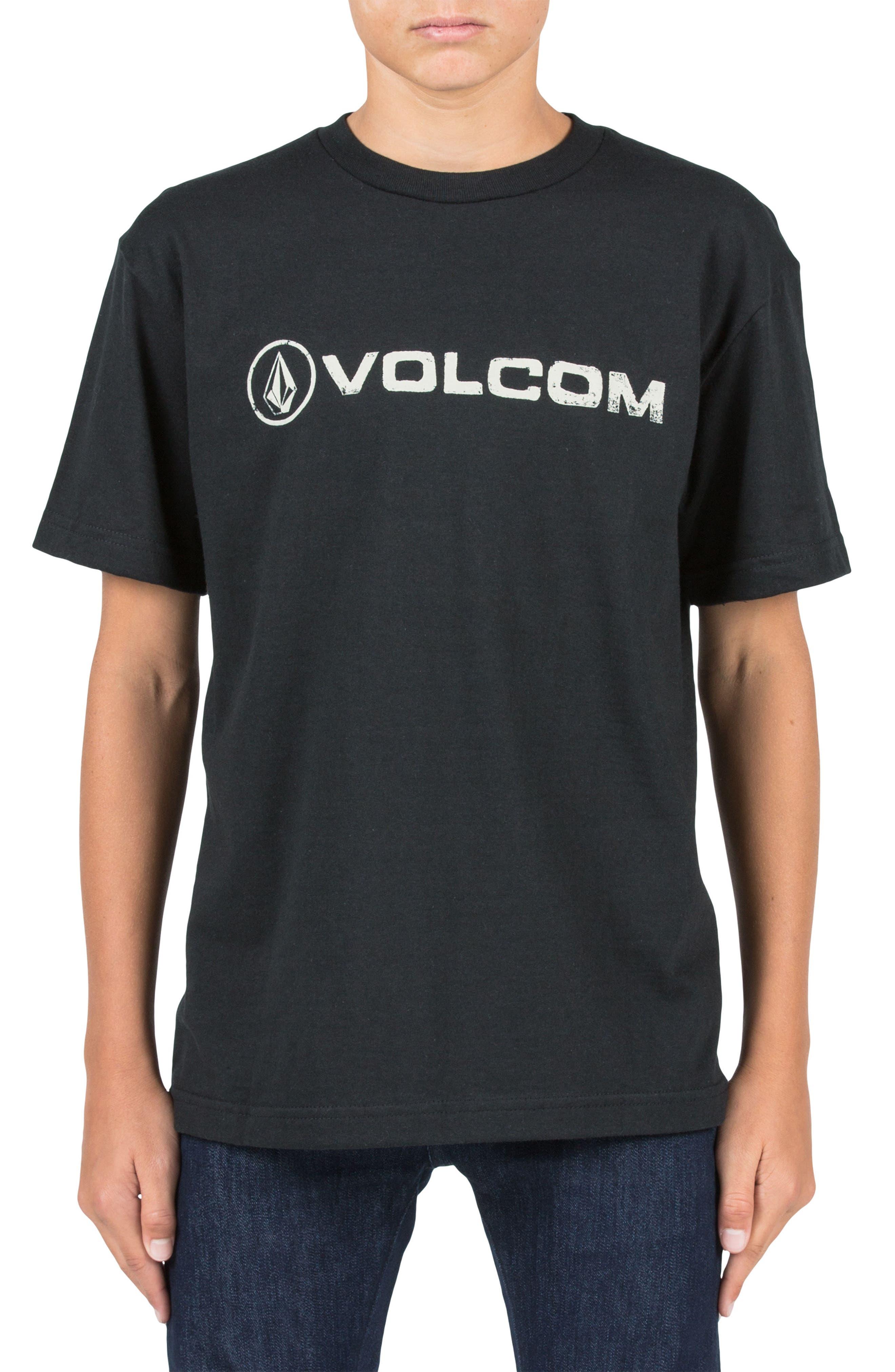 Main Image - Volcom Lino Euro T-Shirt (Toddler Boys & Little Boys)