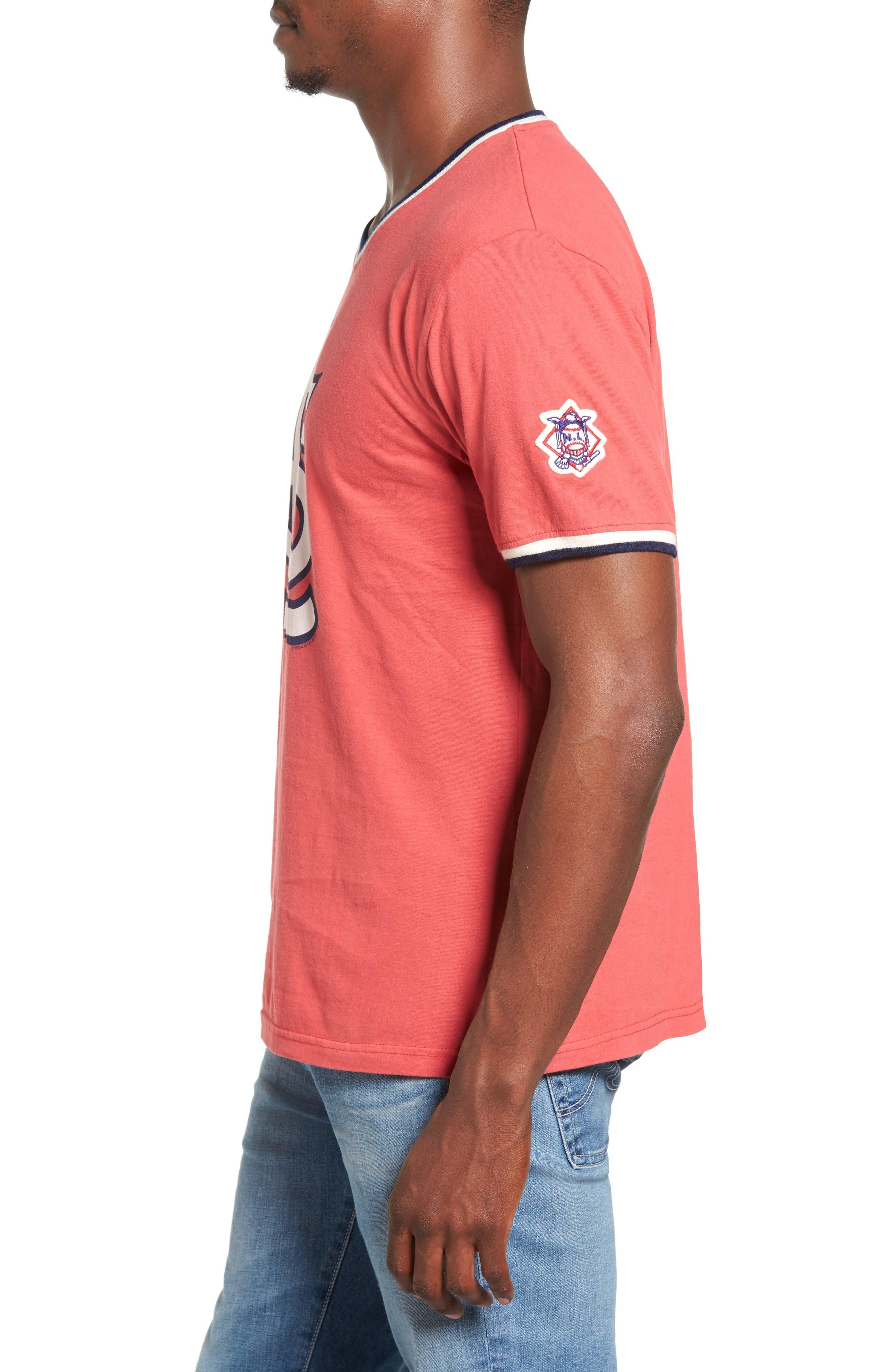 Eastwood St. Louis Cardinals T-Shirt,                             Alternate thumbnail 3, color,                             Red