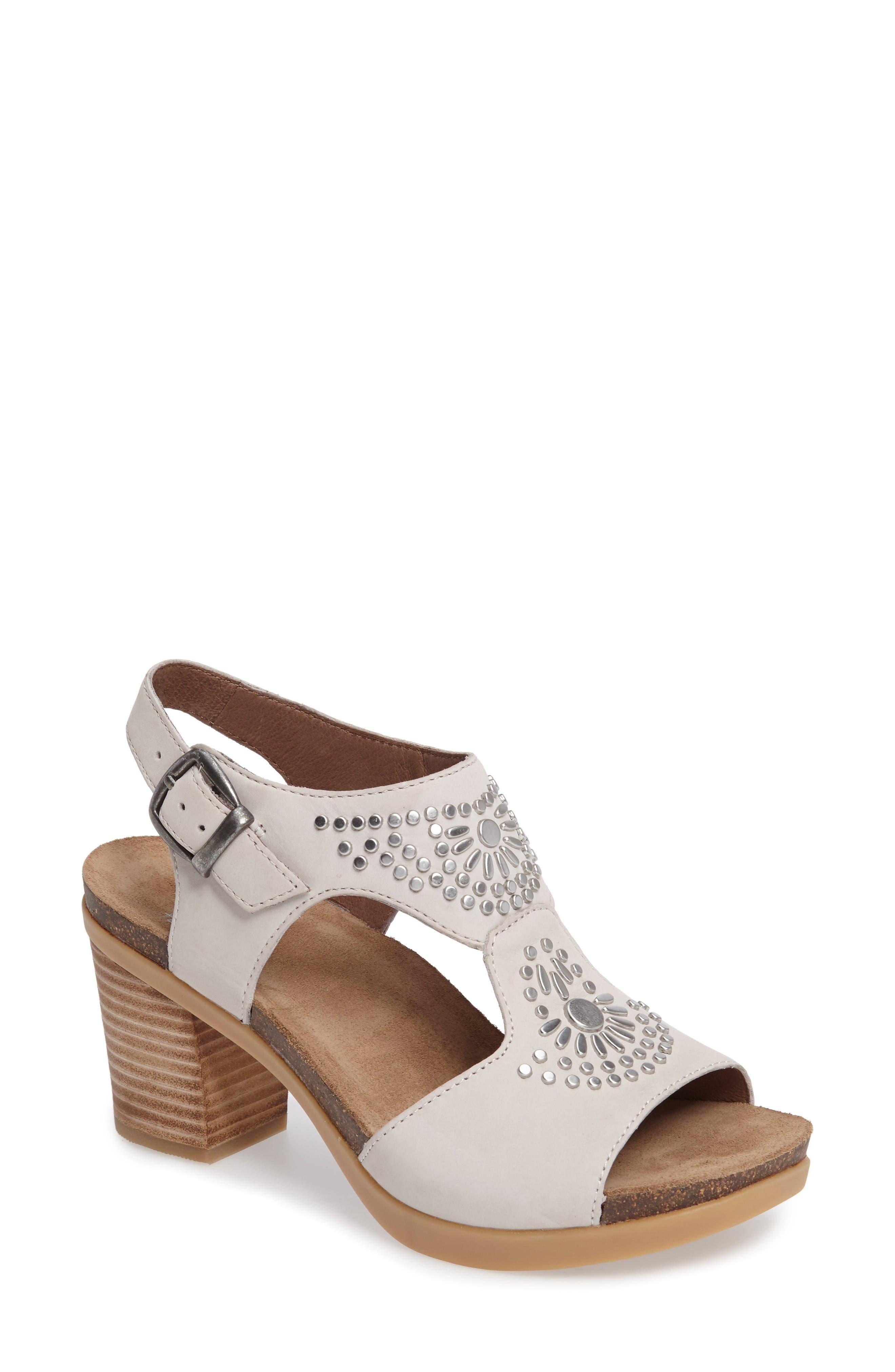 Dansko Deandra Studded Sandal (Women)