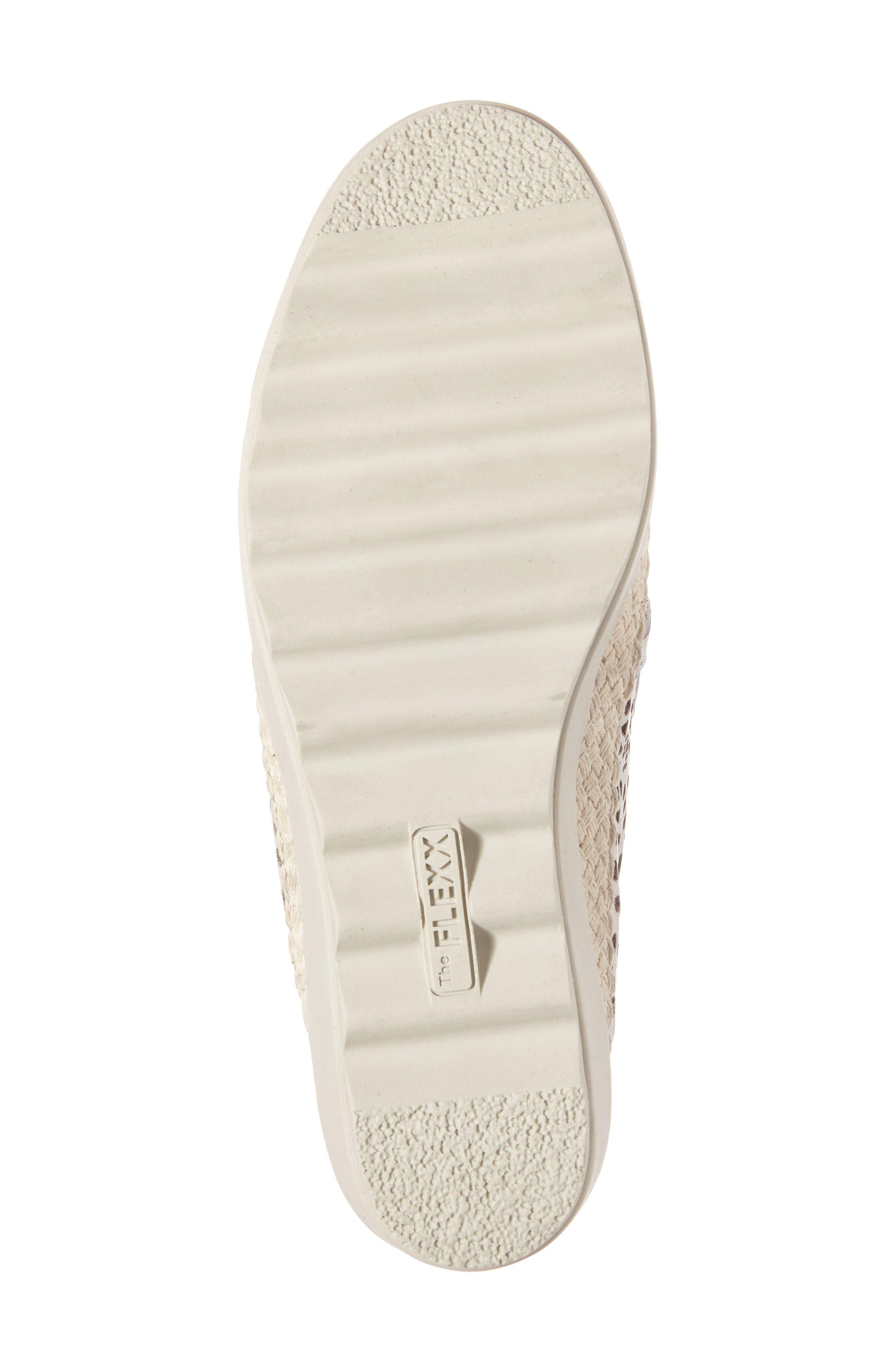 Alternate Image 4  - The FLEXX Call Me Perforated Slip-On Sneaker (Women)