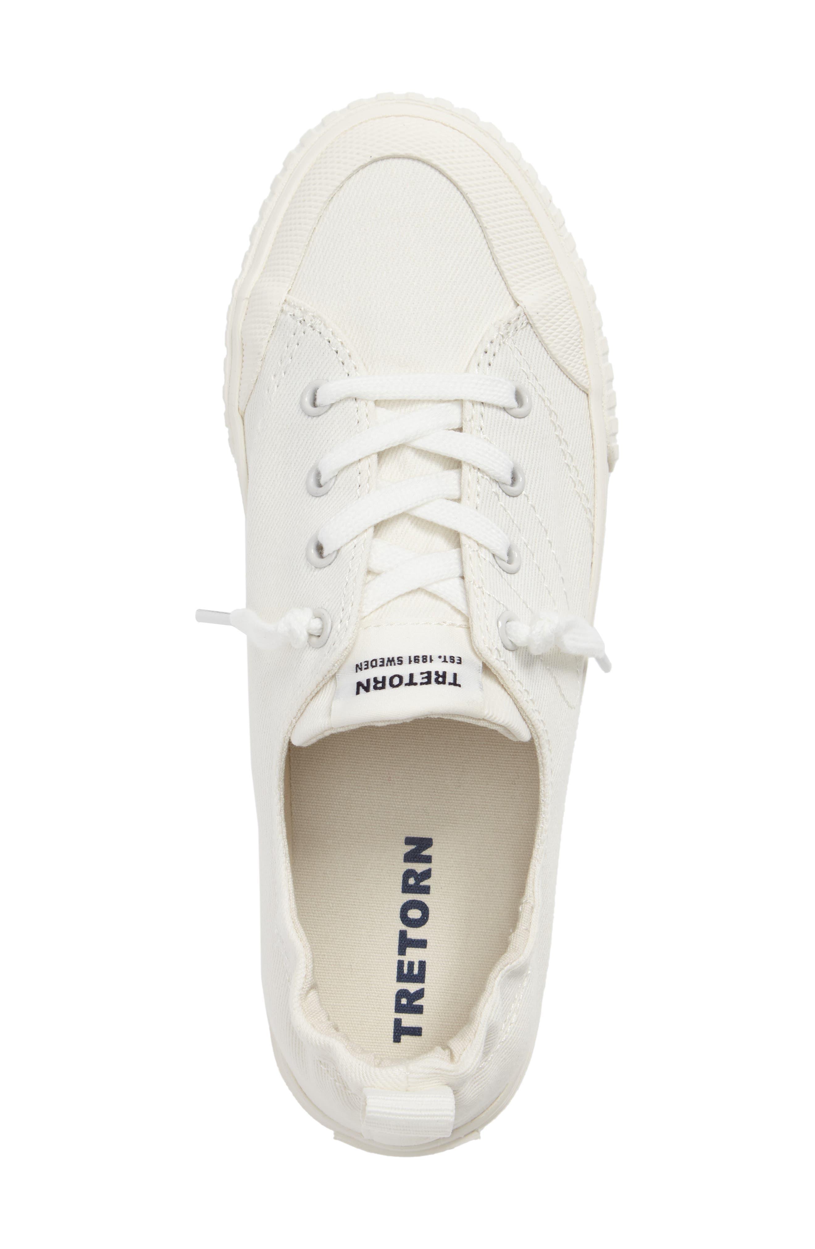 Meg Slip-On Sneaker,                             Alternate thumbnail 3, color,                             Vintage White
