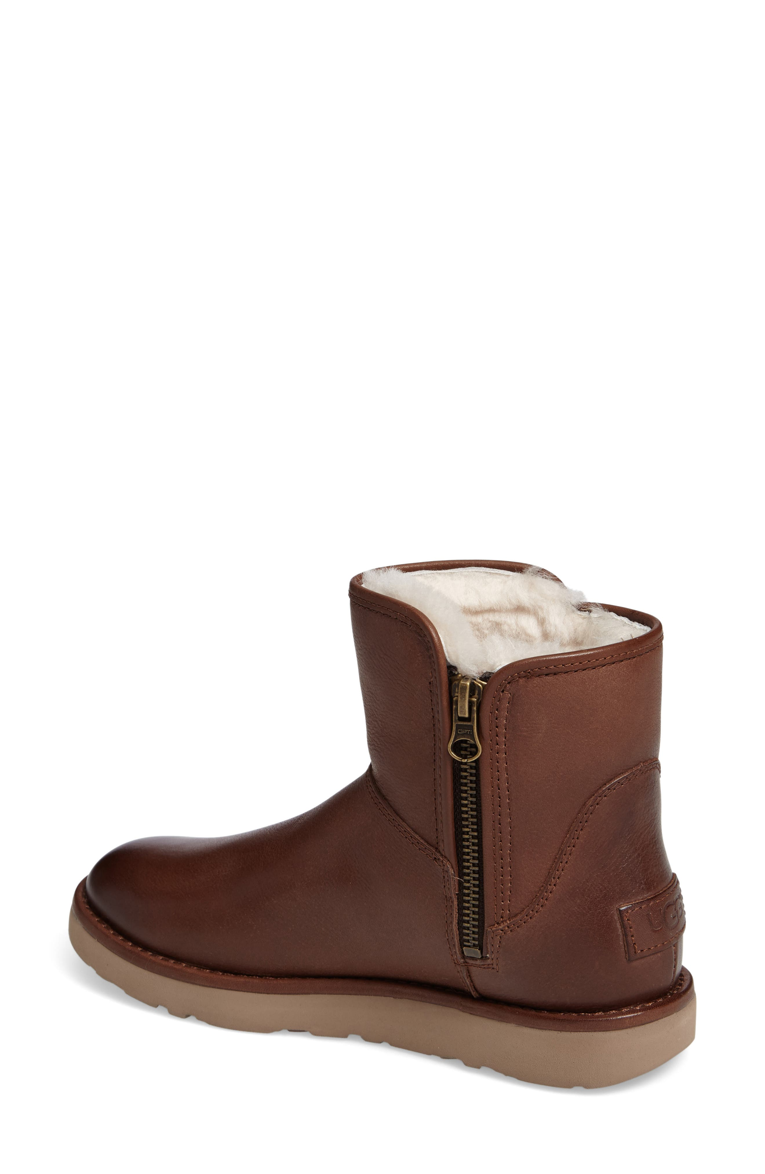 Alternate Image 2  - UGG® Abree Mini Boot (Women)