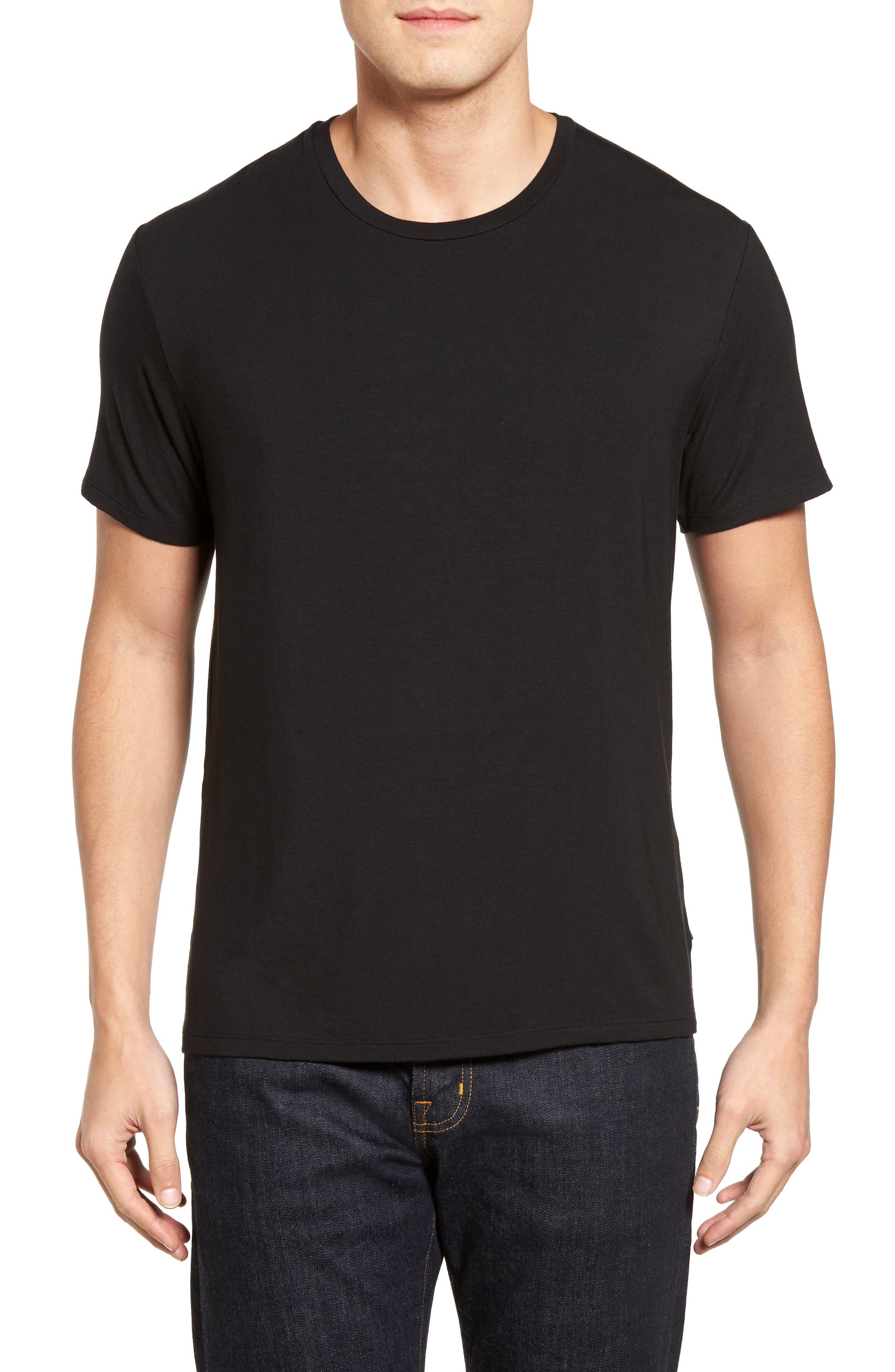 Stone Rose Stretch Modal T-Shirt