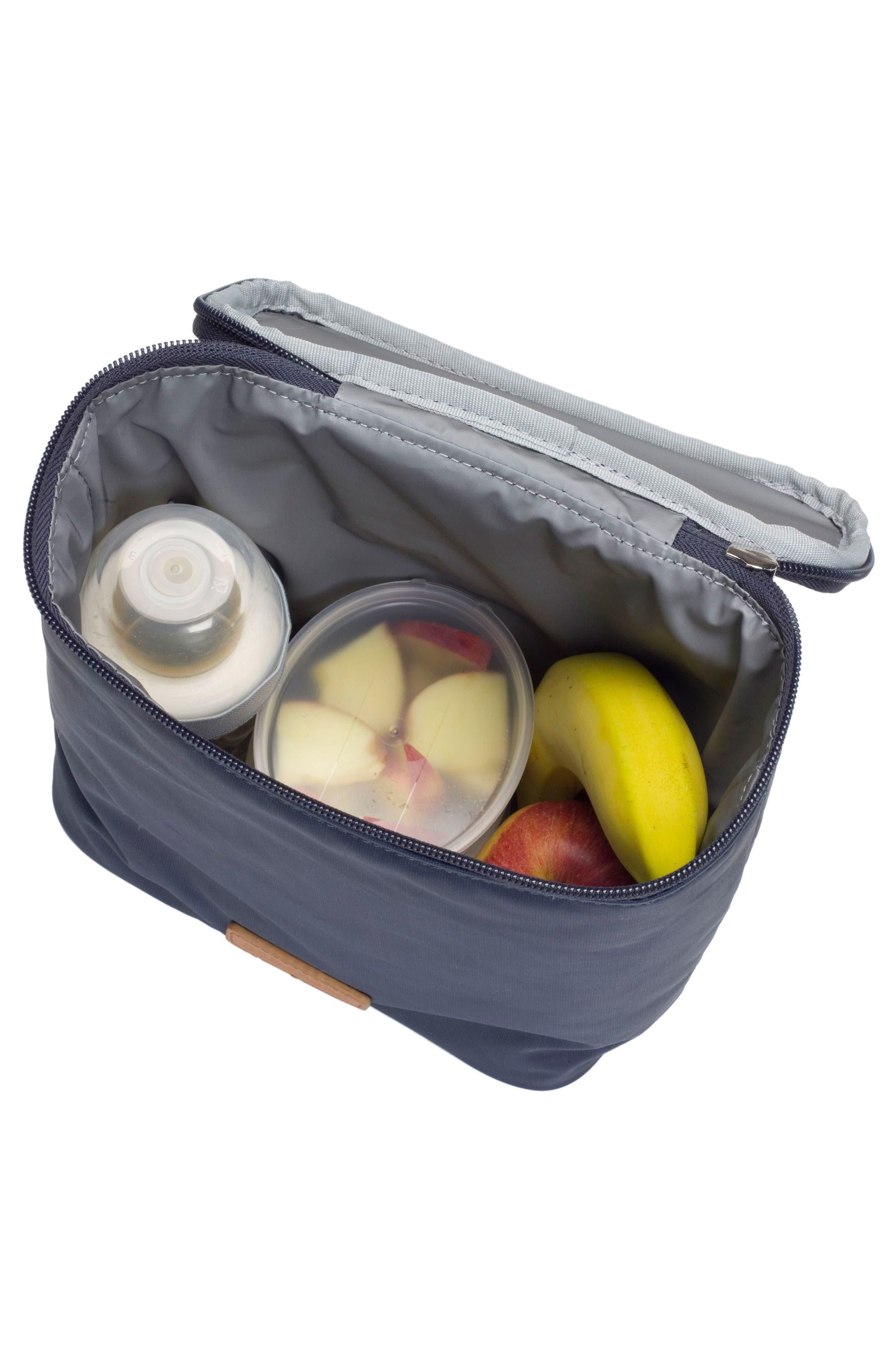 Alternate Image 5  - Storksak 'Kay' Diaper Bag
