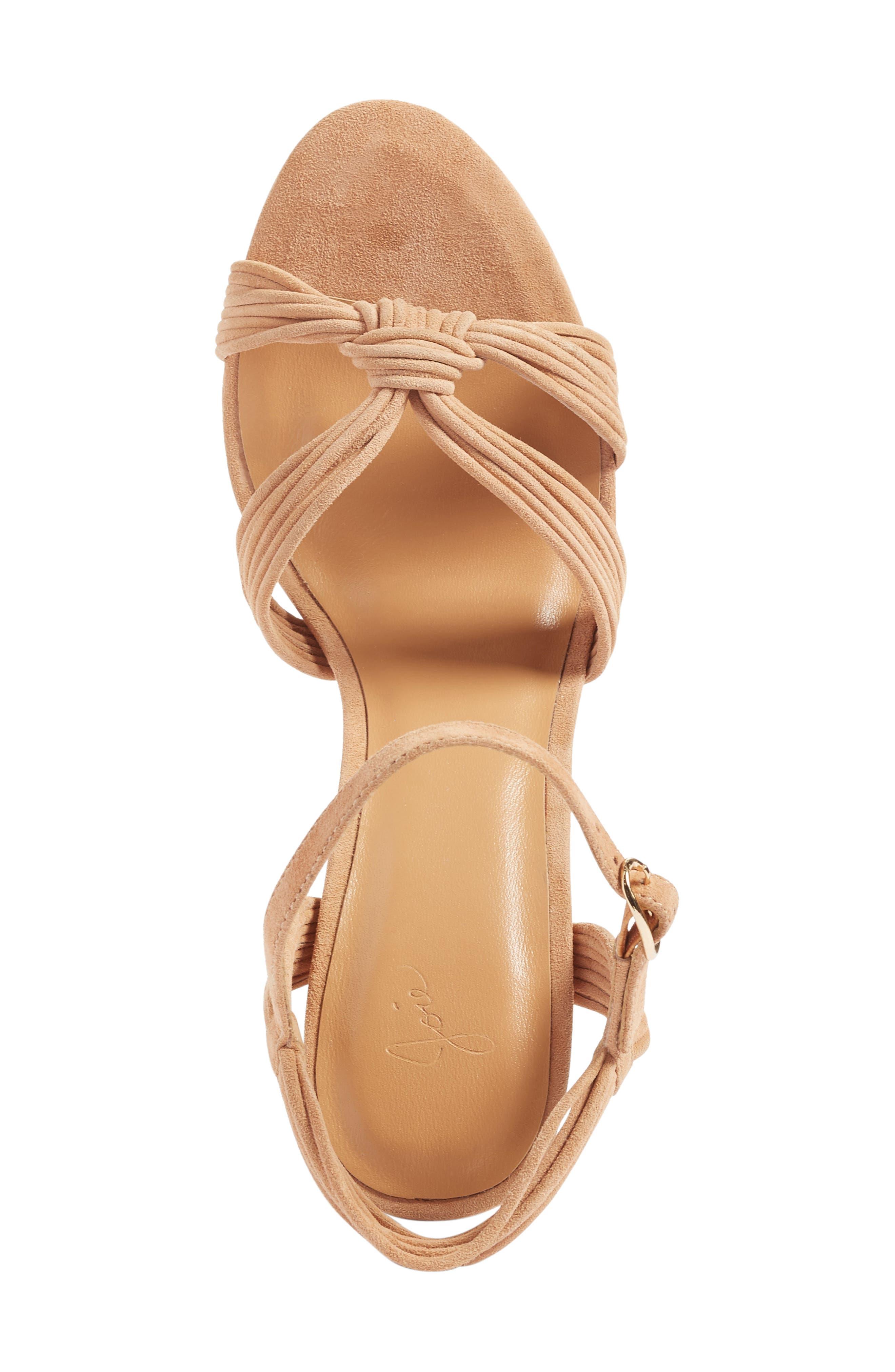Alternate Image 3  - Joie Strappy Sandal (Women)