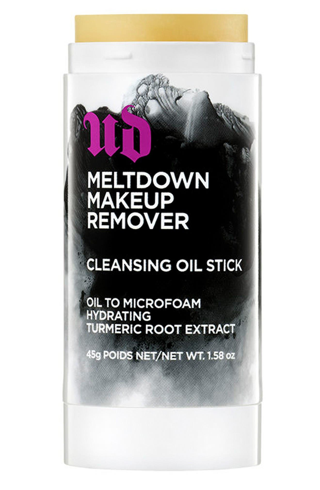 Alternate Image 2  - Urban Decay Meltdown Makeup Remover Cleansing Oil Stick