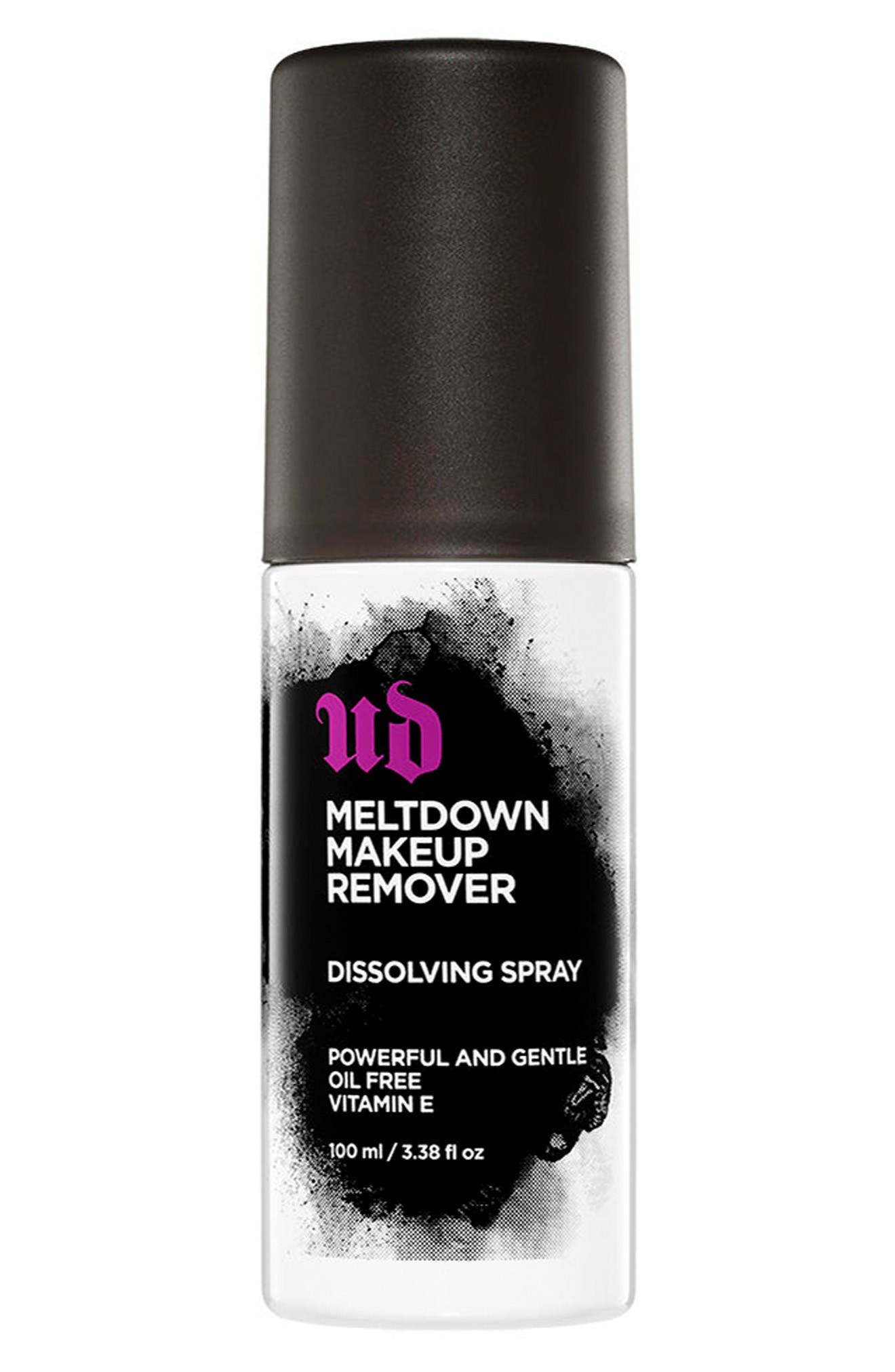 Alternate Image 1 Selected - Urban Decay Makeup Remover Dissolving Spray