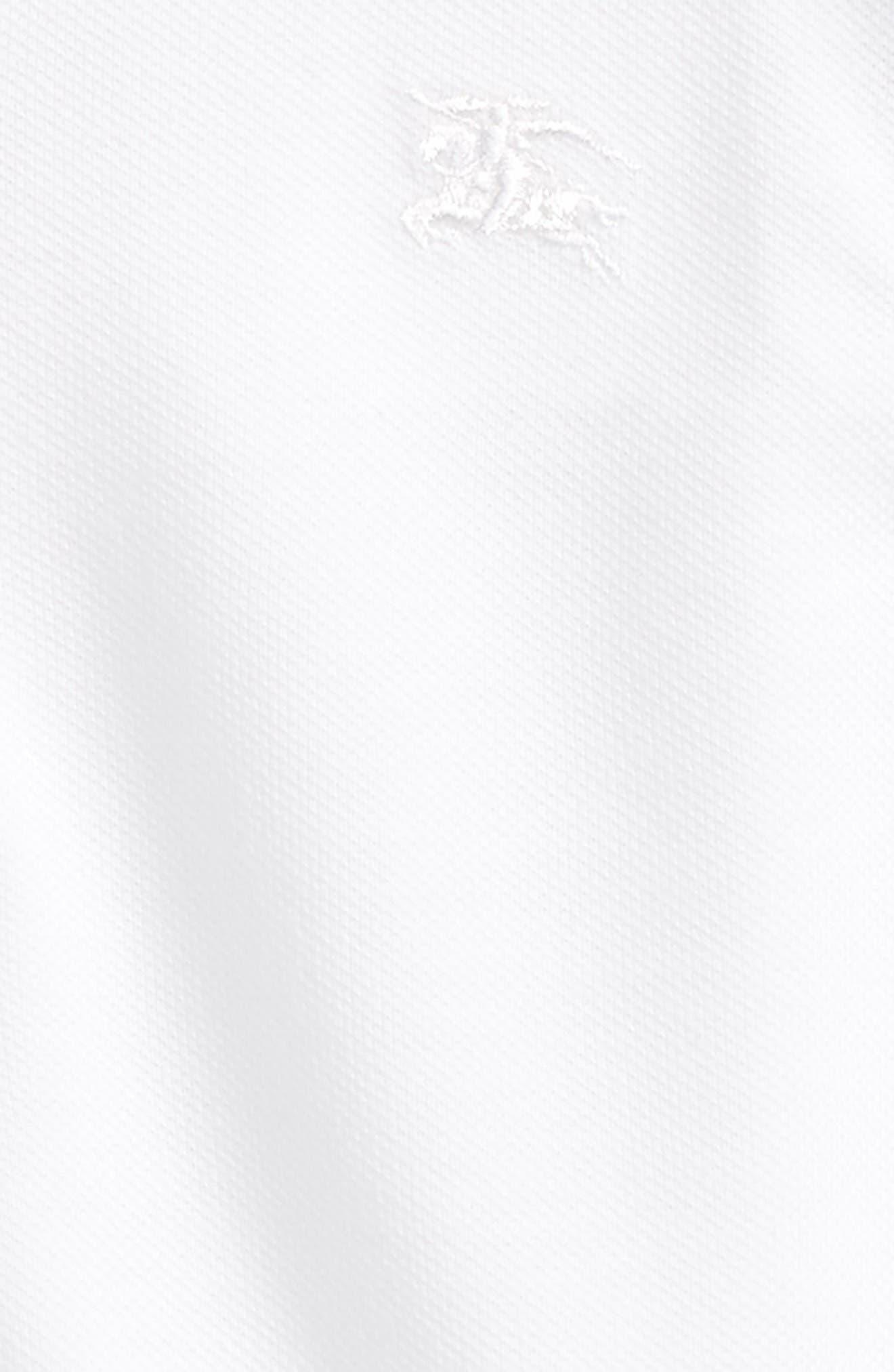 Alternate Image 2  - Burberry Tia Shirt (Baby Girls & Toddler Girls)