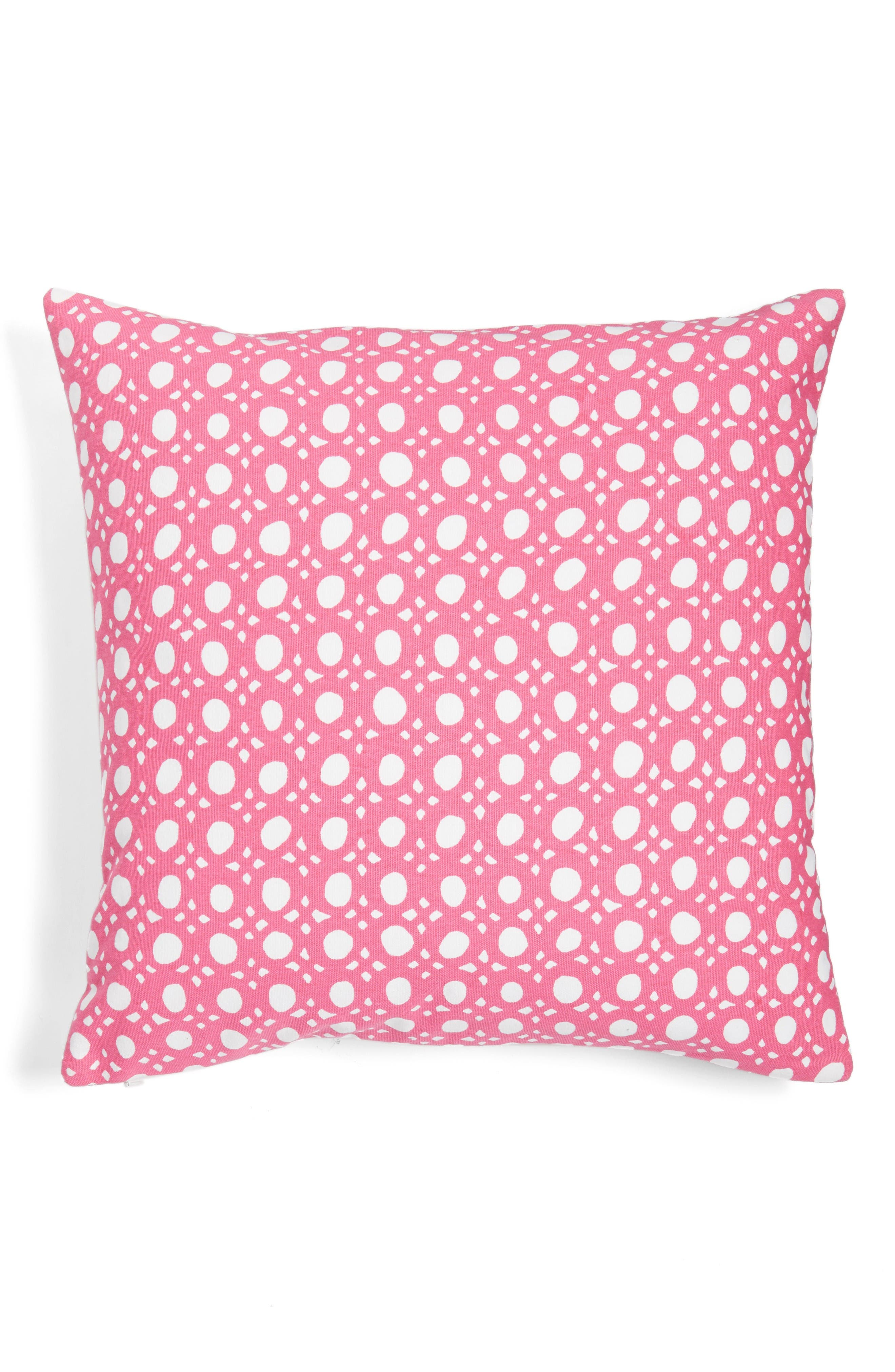 kate spade new york caning accent pillow