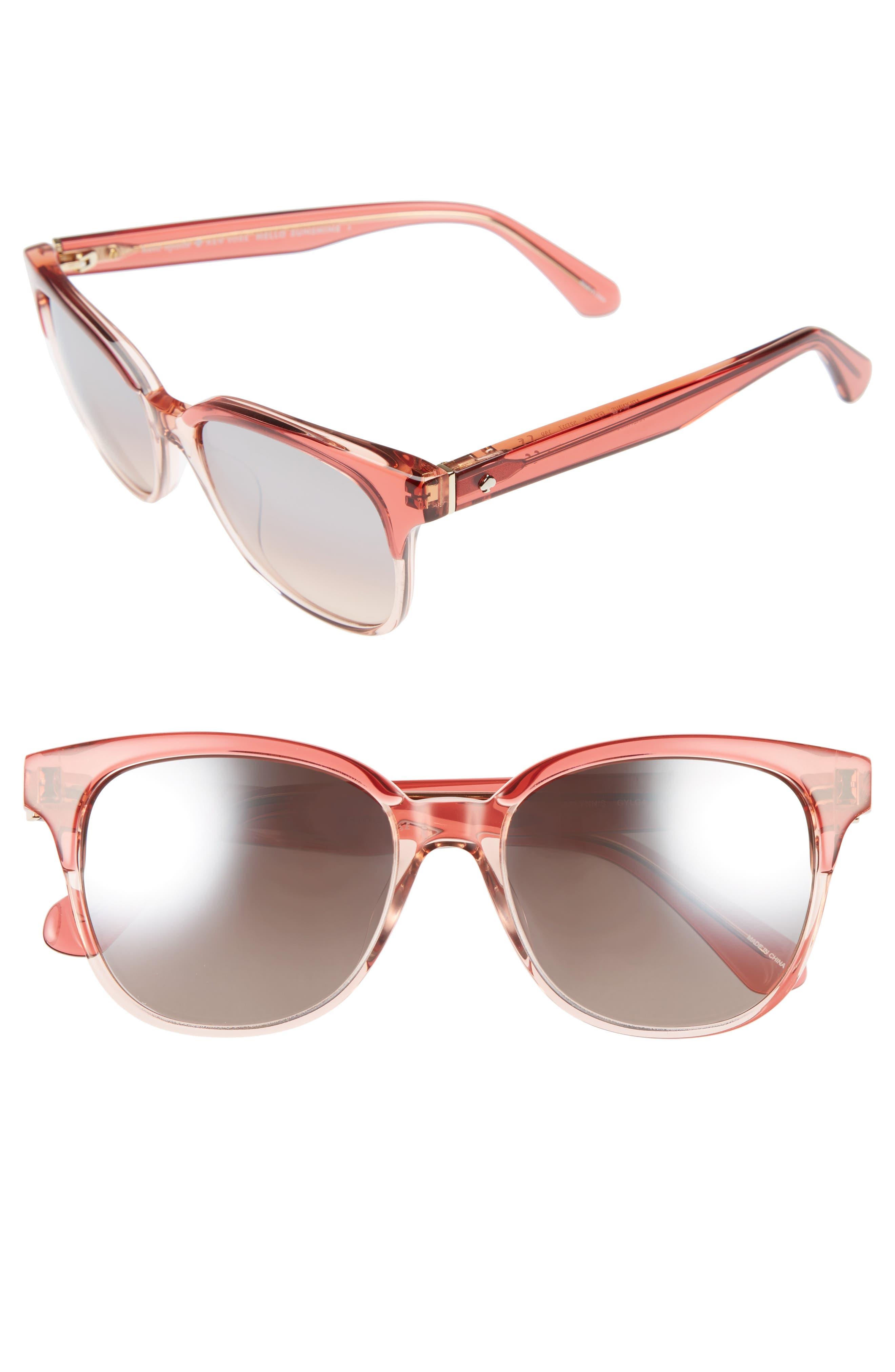 kate spade new york arlynn 52mm Sunglasses