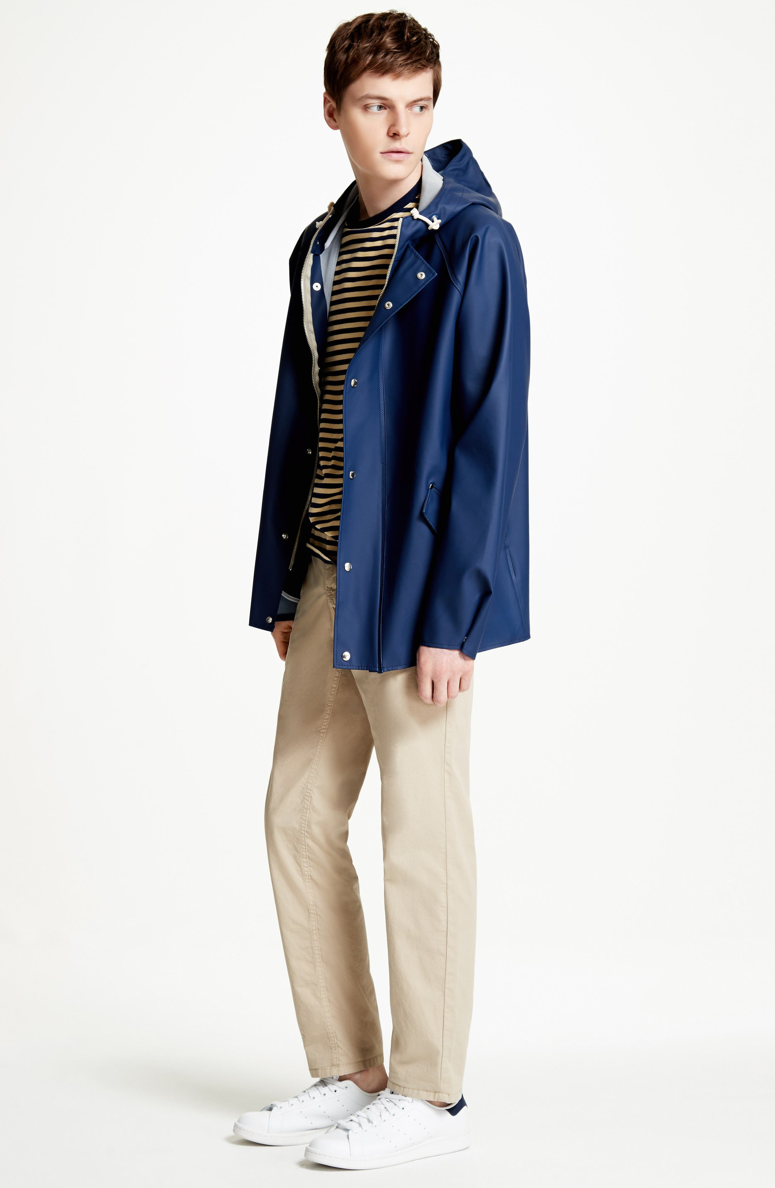 Alternate Image 7  - Norse Projects Slim Fit Cotton Twill Chinos