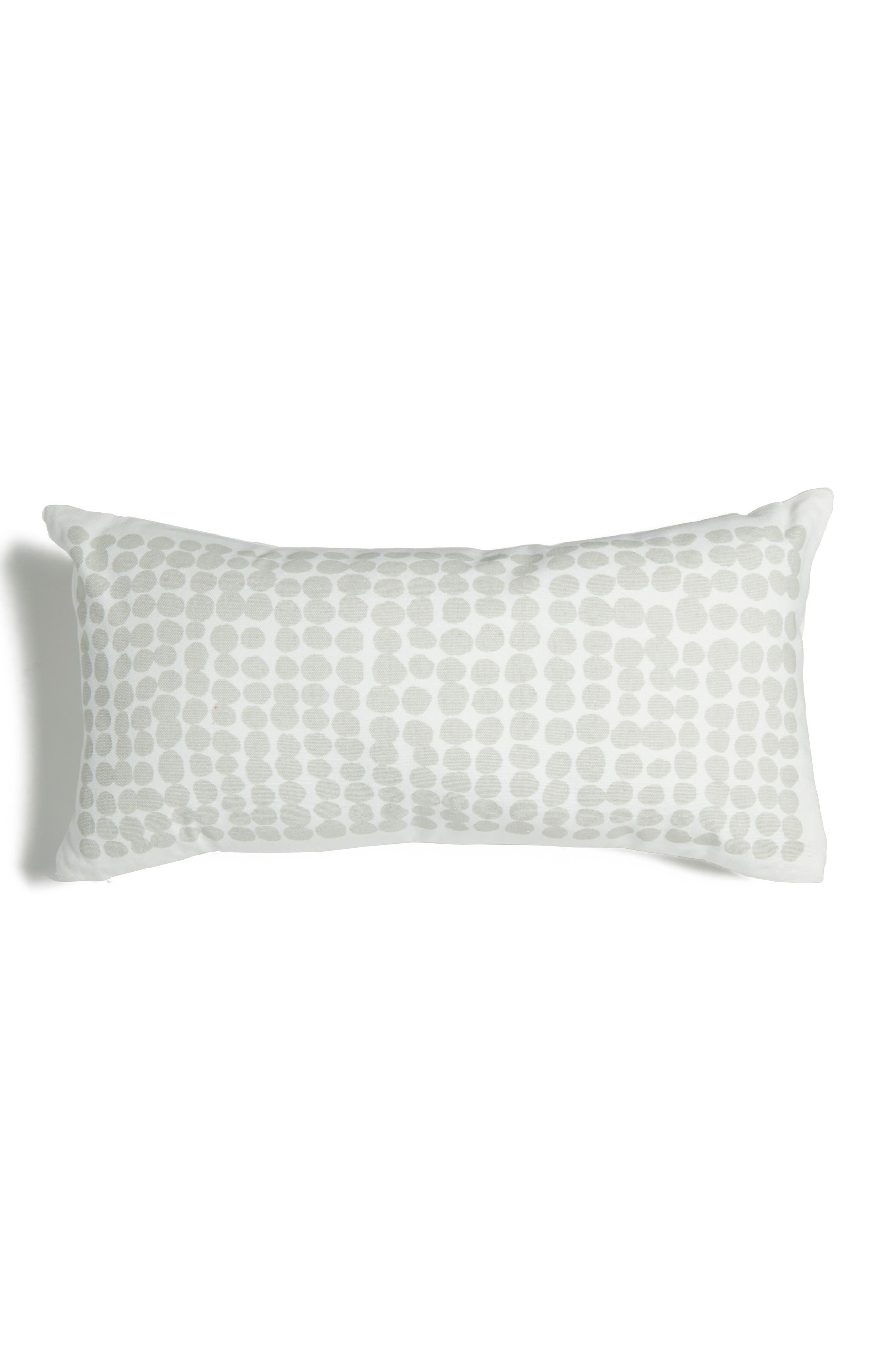 kate spade new york dot stamp accent pillow