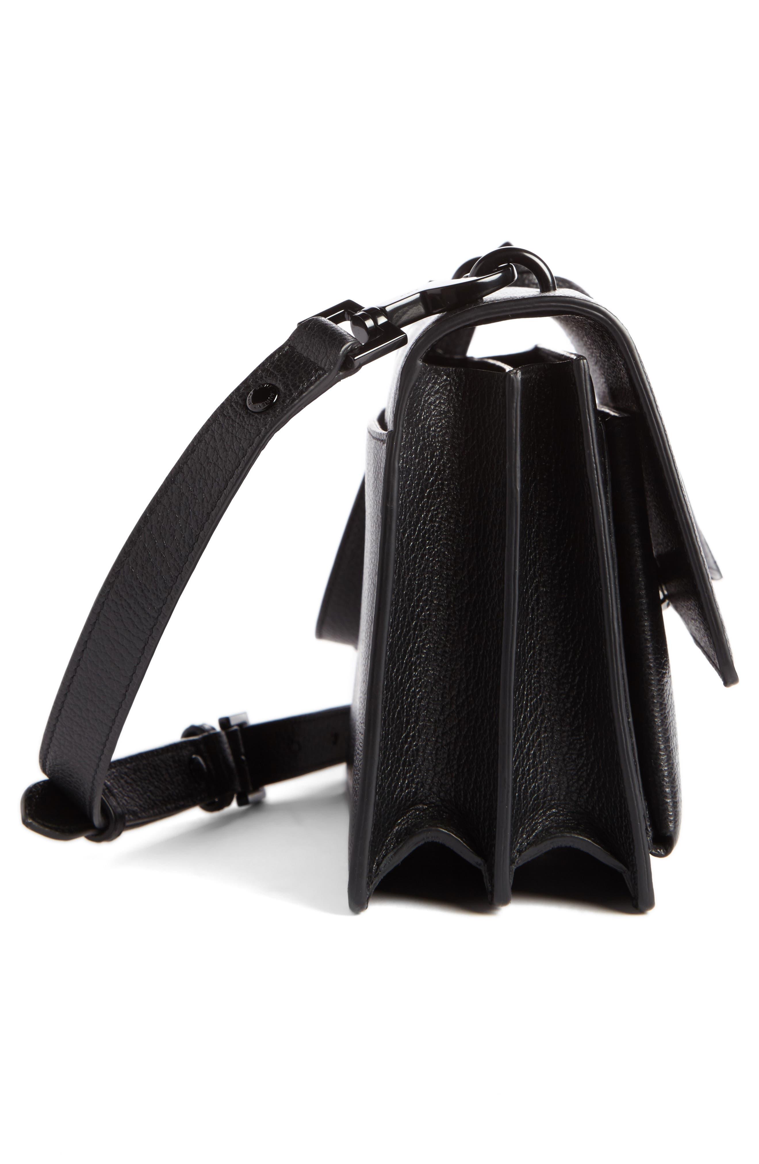 Alternate Image 4  - Saint Laurent Medium Sunset Leather Shoulder Bag
