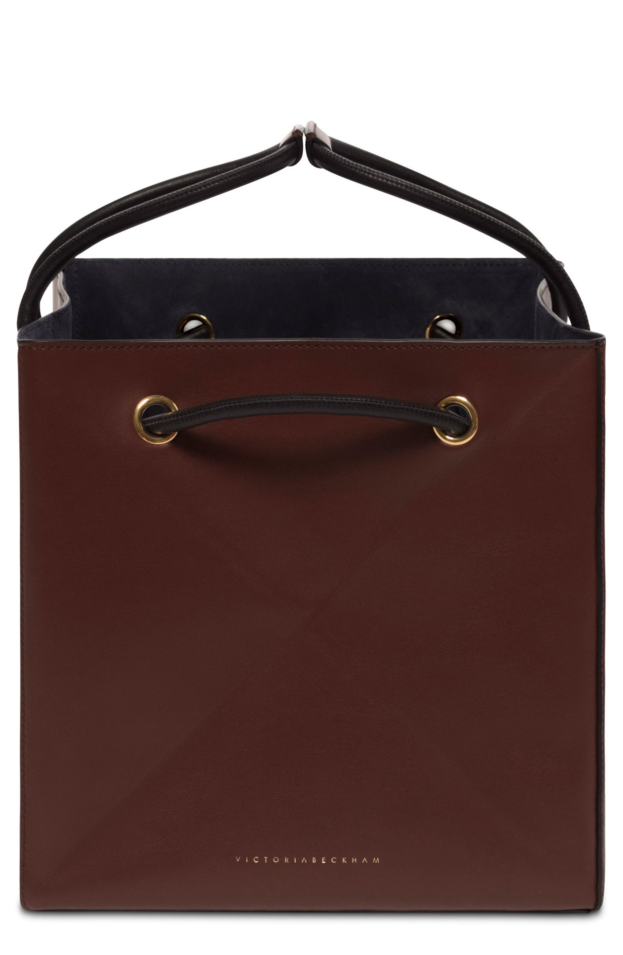 Alternate Image 1 Selected - Victoria Beckham Small Cube Bag