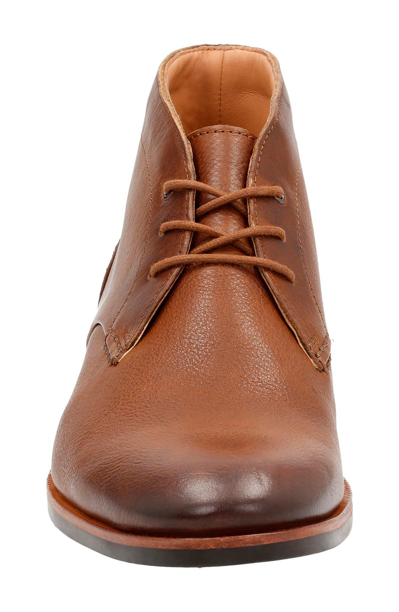 Alternate Image 3  - Clarks® Broyd Mid Chukka Boot (Men)