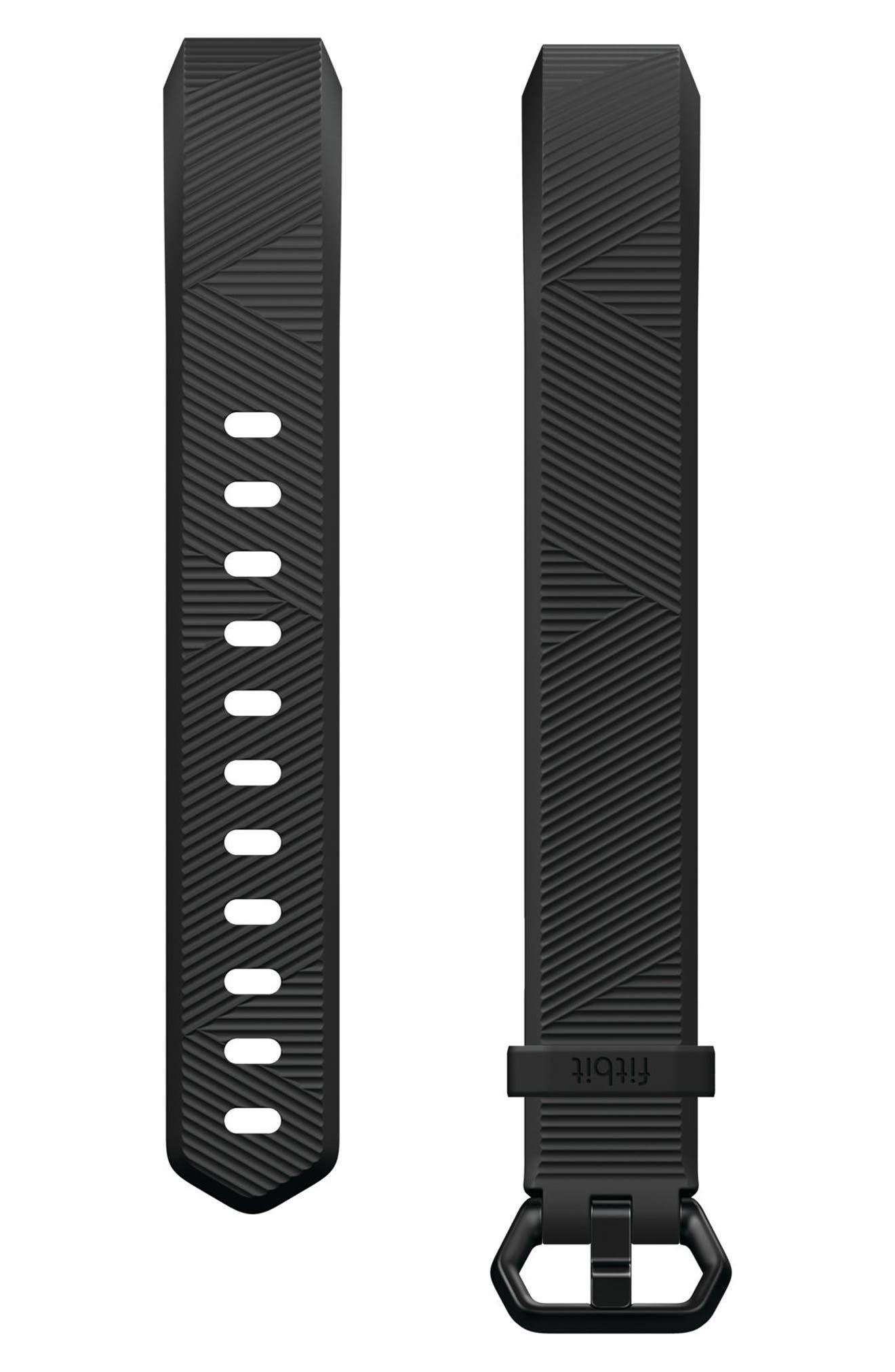 Alternate Image 1 Selected - Fitbit Alta HR Classic Accessory Band