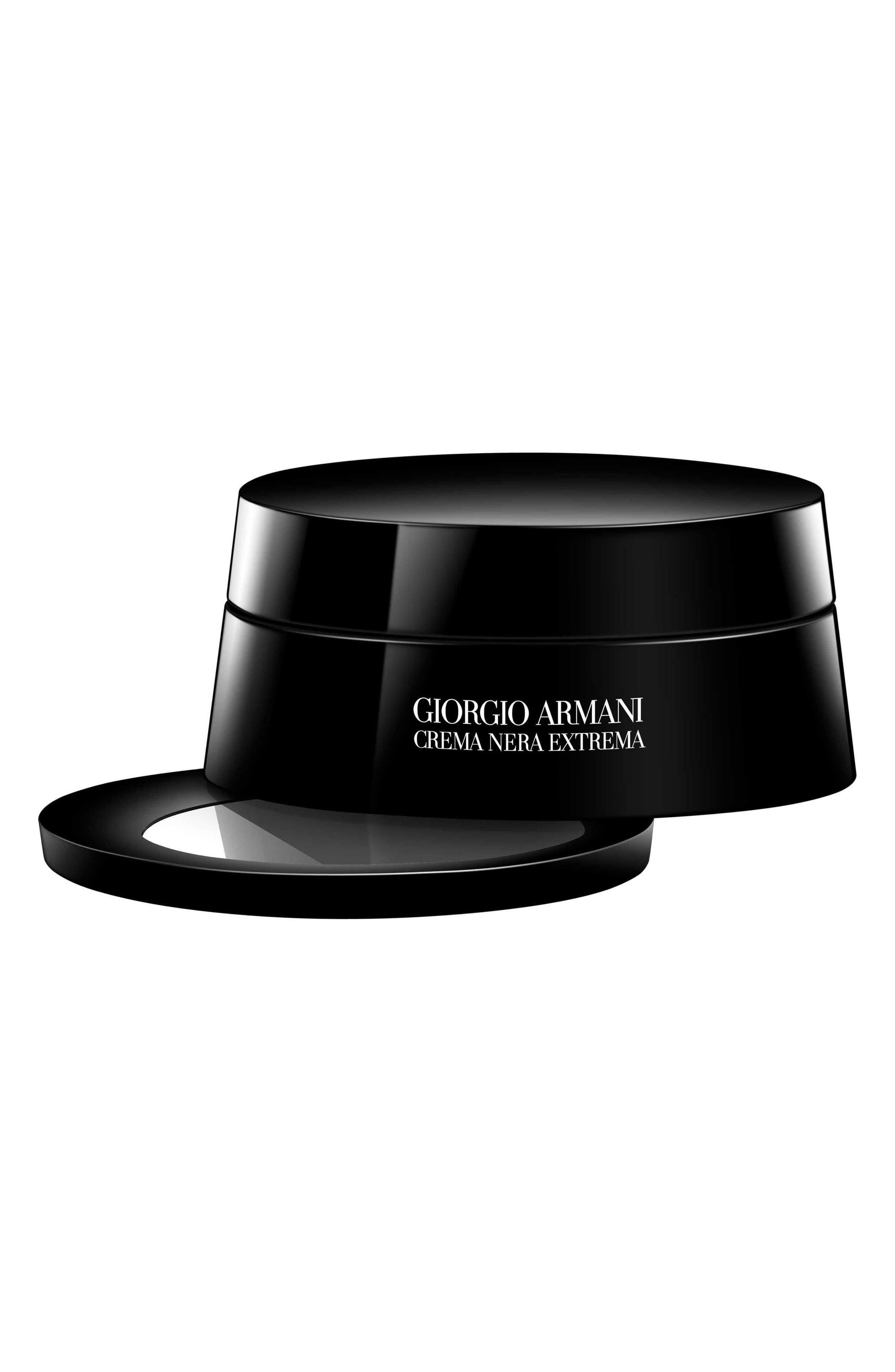 Alternate Image 2  - Giorgio Armani Crema Nera Extrema Light-Reviving Eye Cream