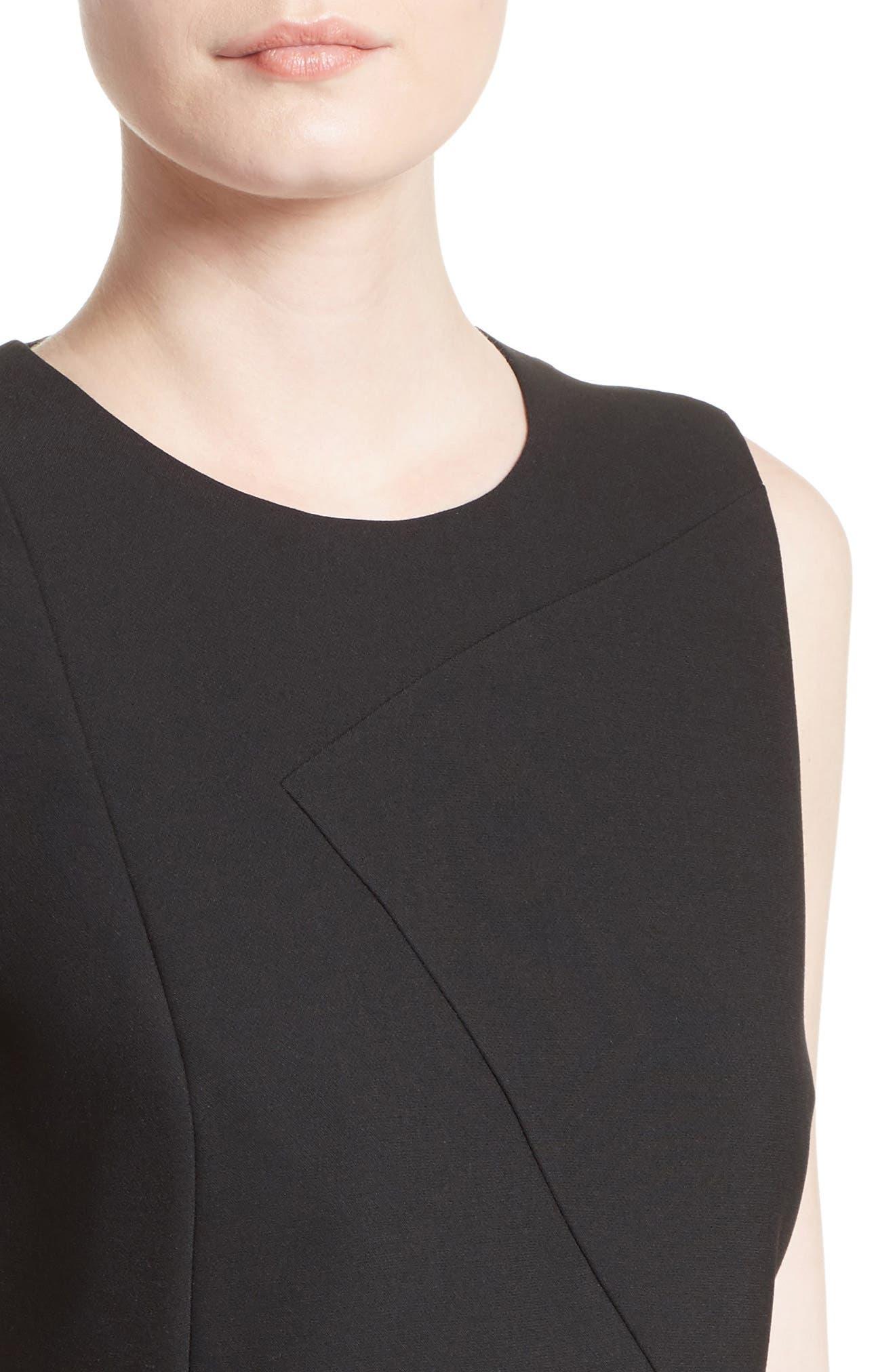 Alternate Image 5  - BOSS Demisana Sheath Dress (Regular & Petite)