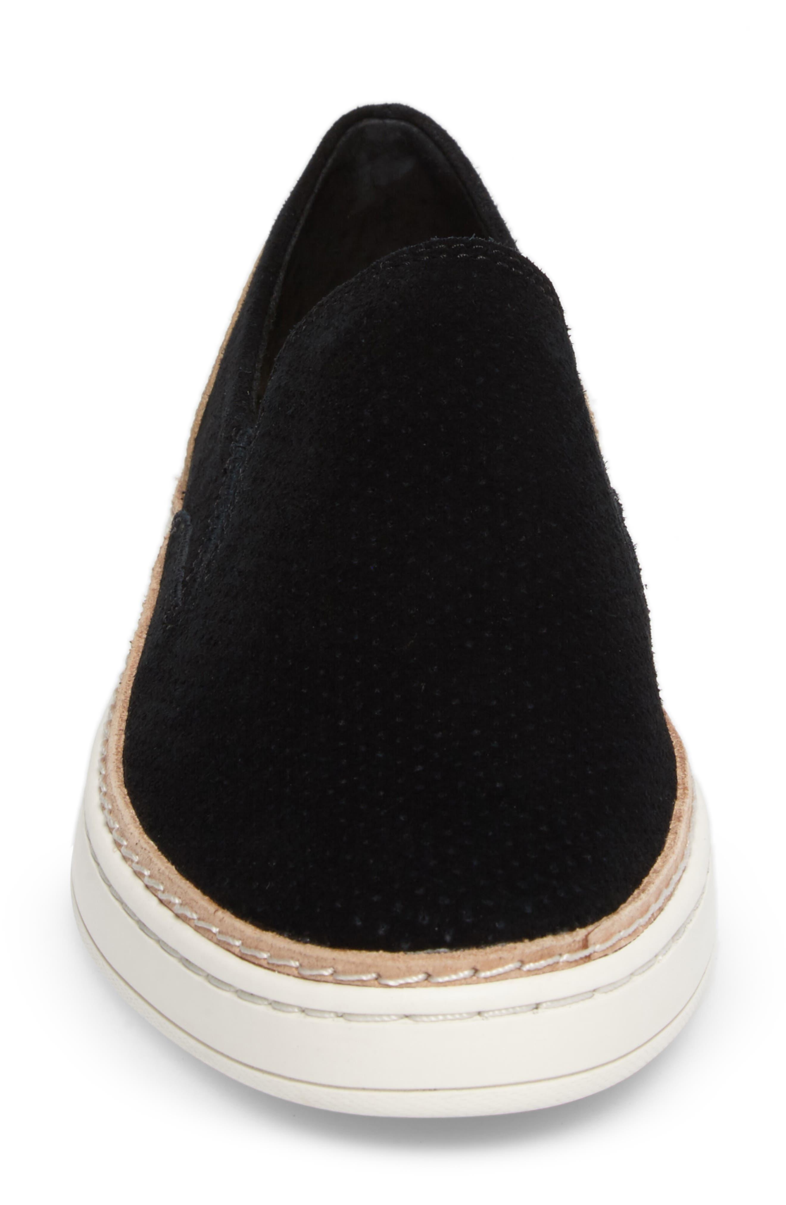 Alternate Image 4  - UGG® Adley Slip-On Sneaker (Women)