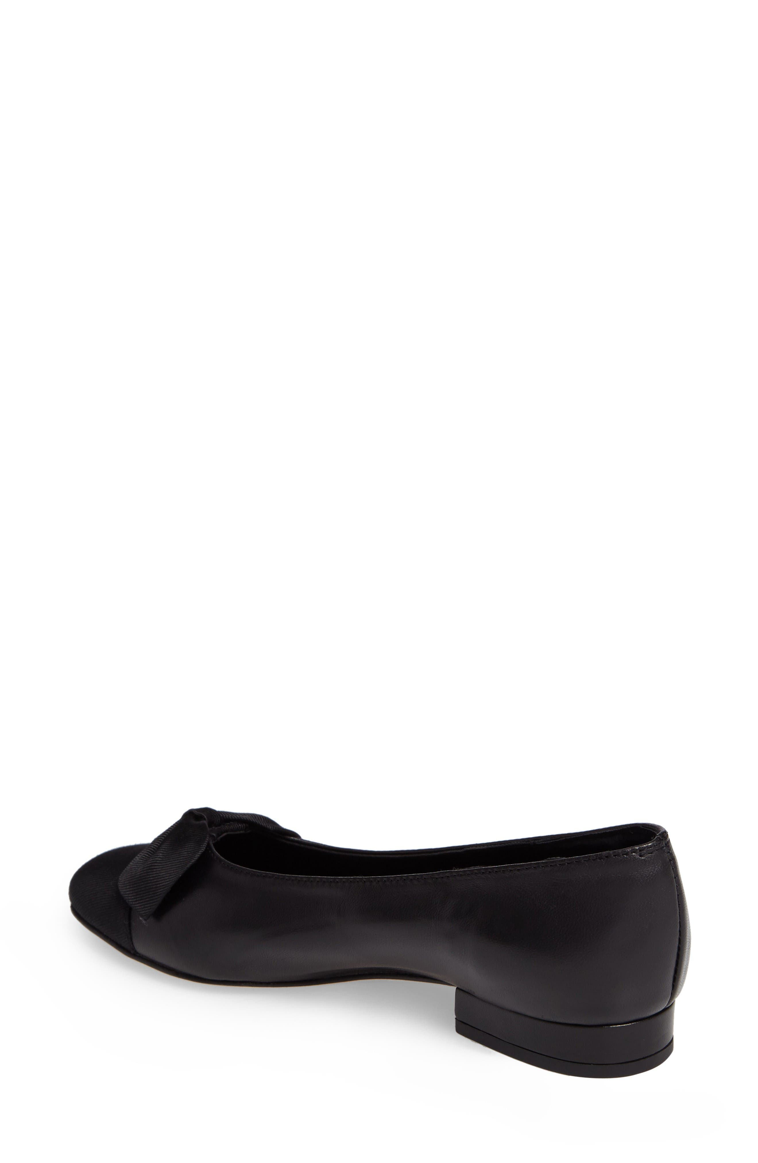 Alternate Image 2  - VANELi Favor Bow Flat (Women)
