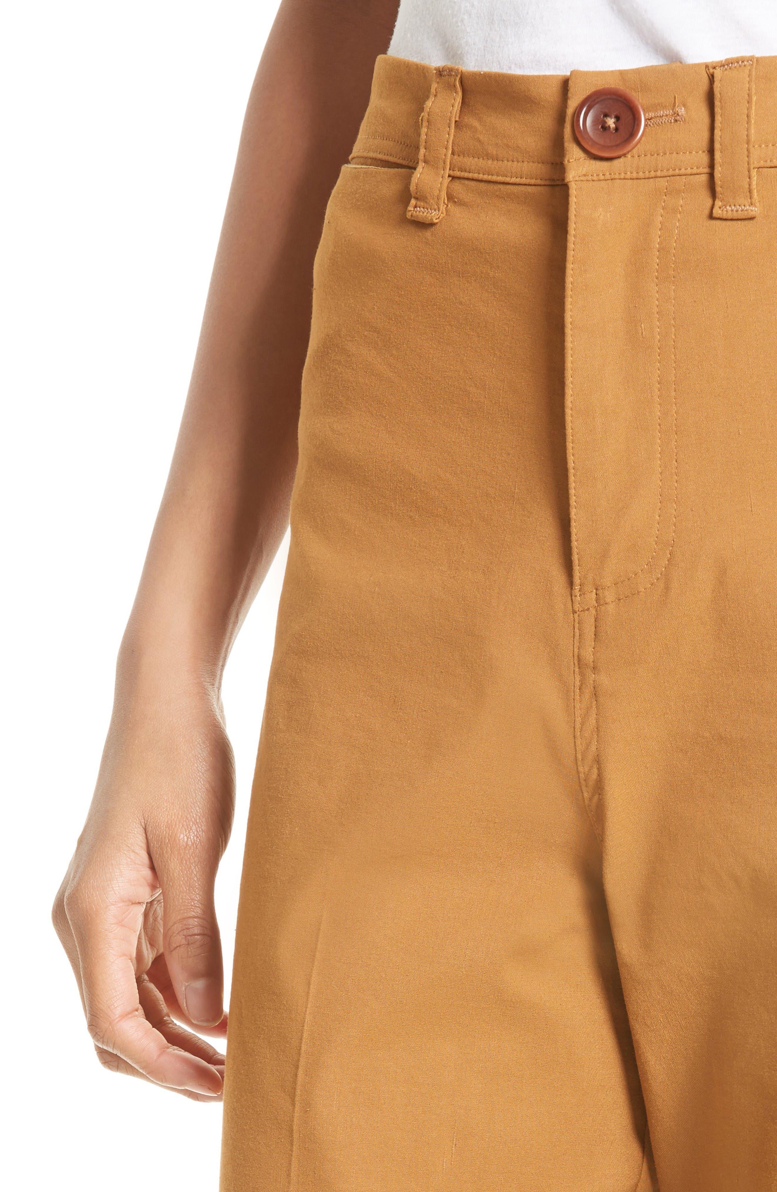 Alternate Image 5  - Sea Cuffed Crop Pants