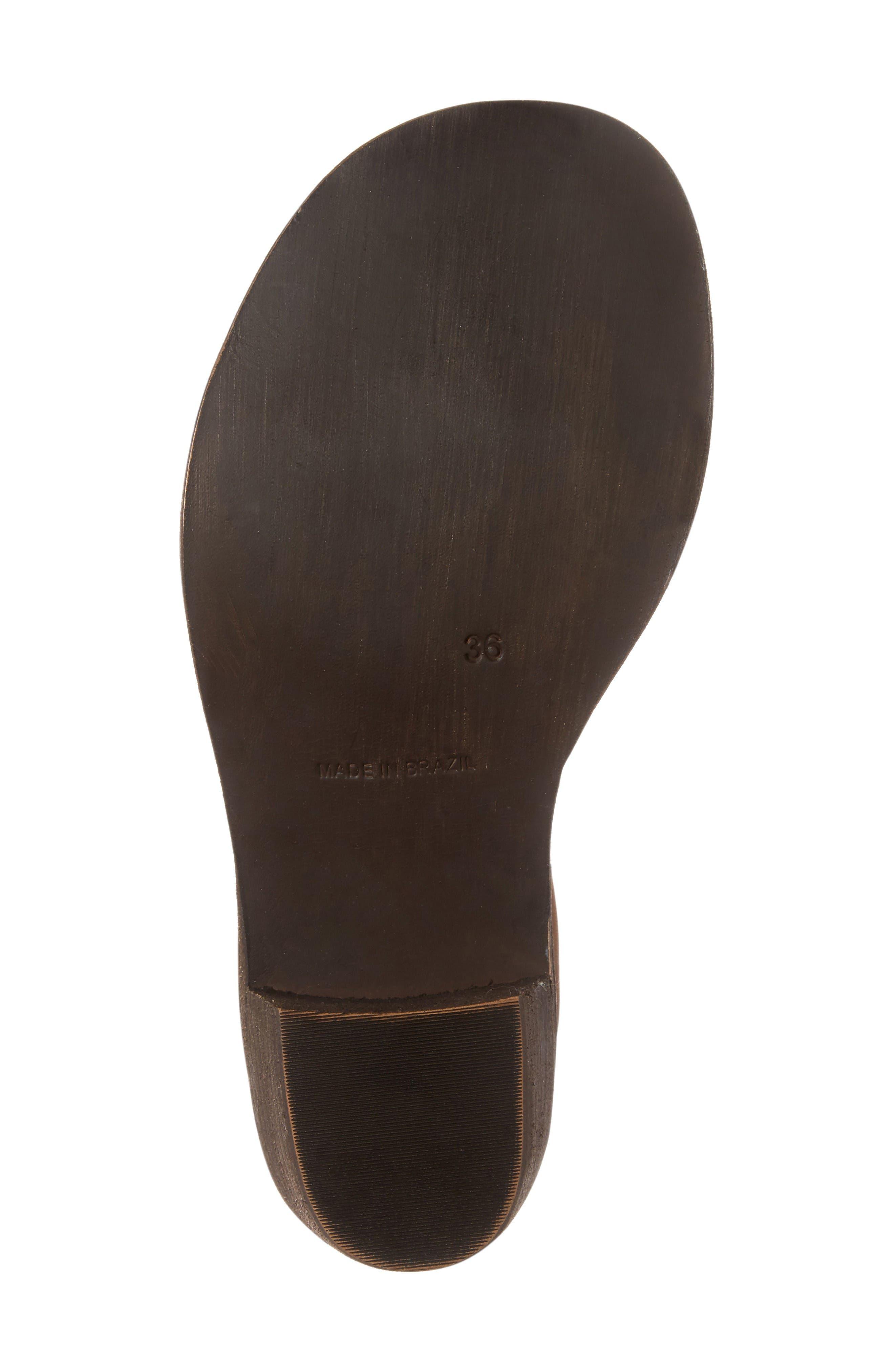 Alternate Image 6  - Chocolat Blu Arcadia Block Heel Sandal (Women)
