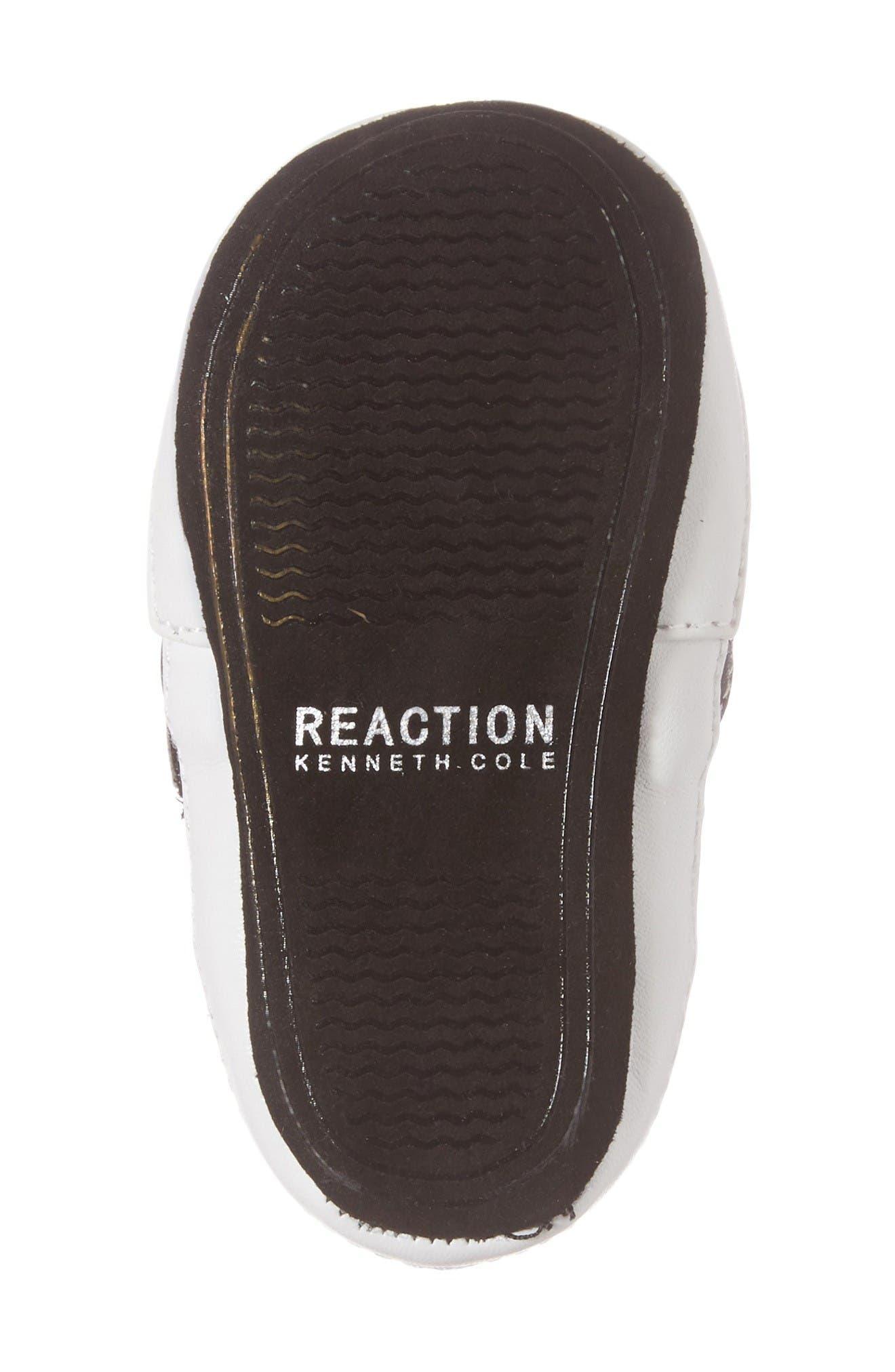 Danny Sneaker,                             Alternate thumbnail 6, color,                             Black/ Grey