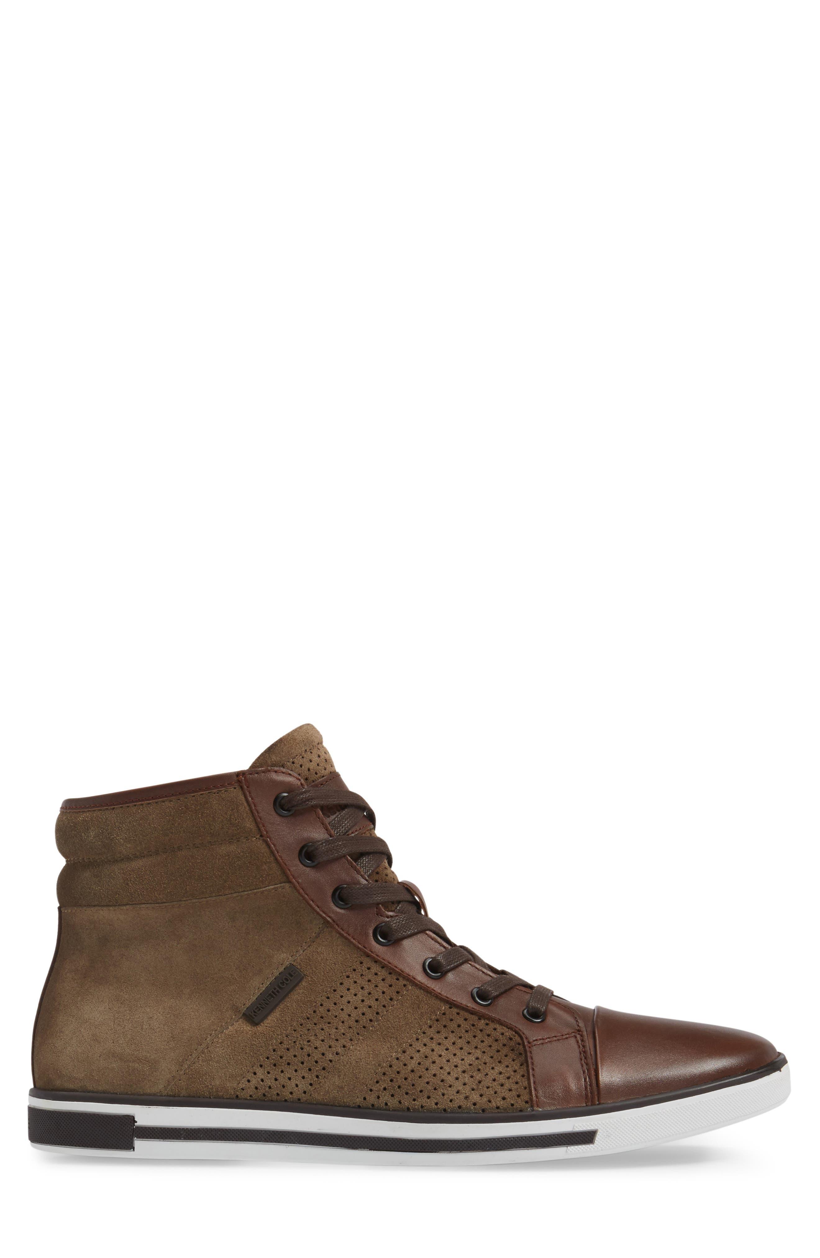 Alternate Image 3  - Kenneth Cole New York Initial Point Sneaker (Men)