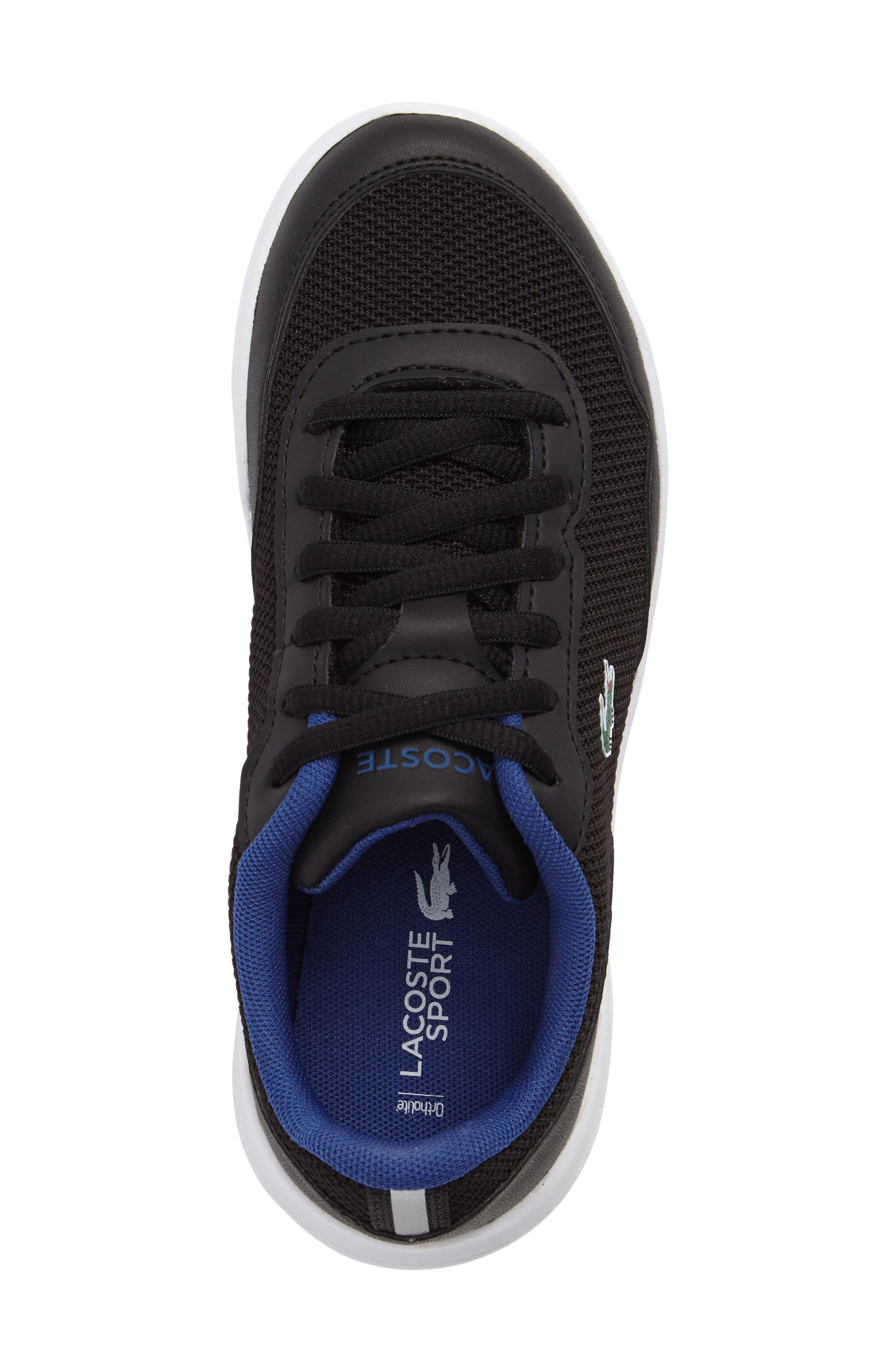 Alternate Image 5  - Lacoste LT Spirit Woven Sneaker (Toddler & Little Kid)