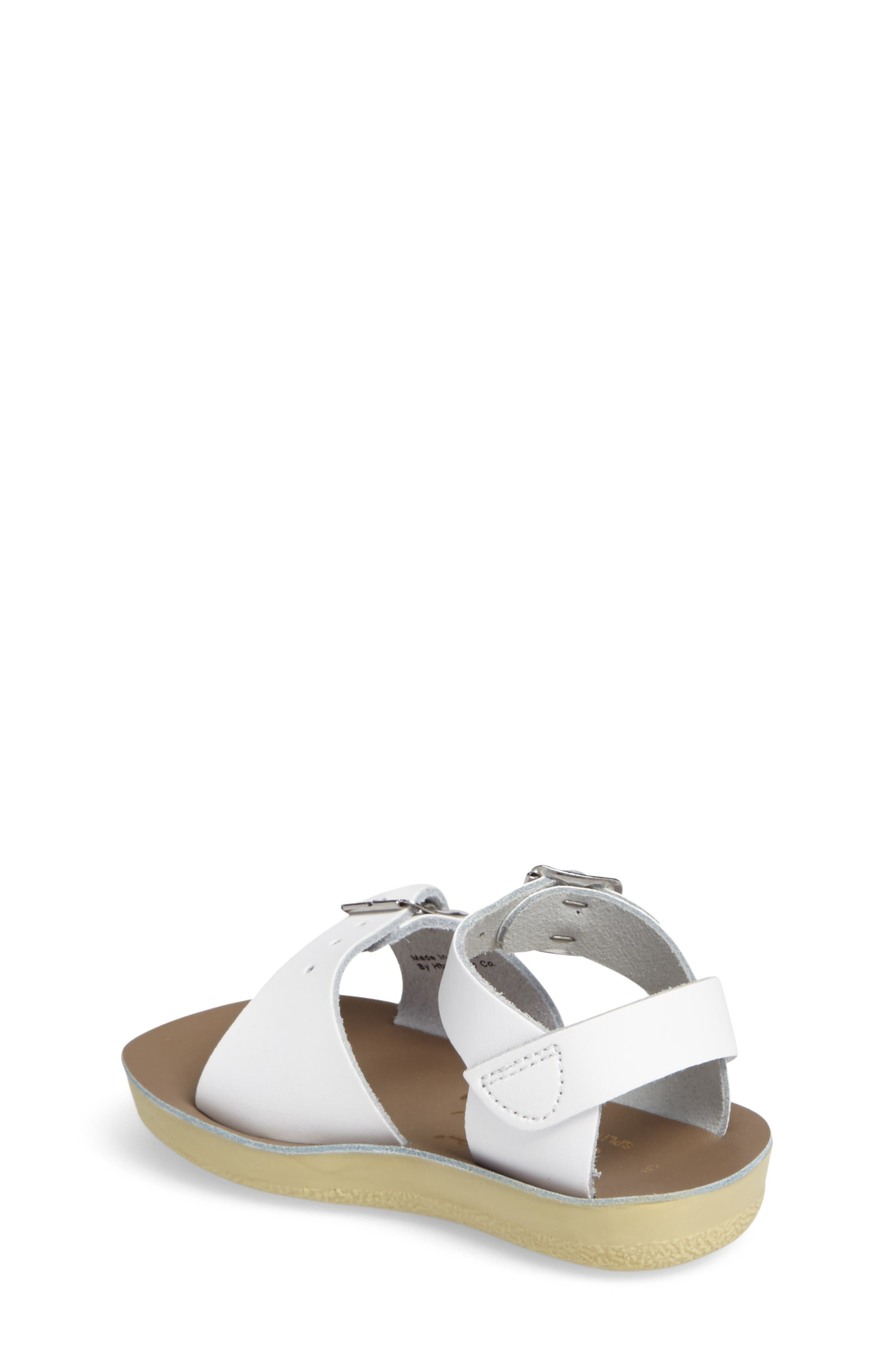 Alternate Image 2  - Salt Water Sandals by Hoy 'Surfer' Sandal (Baby, Walker, Toddler & Little Kid)
