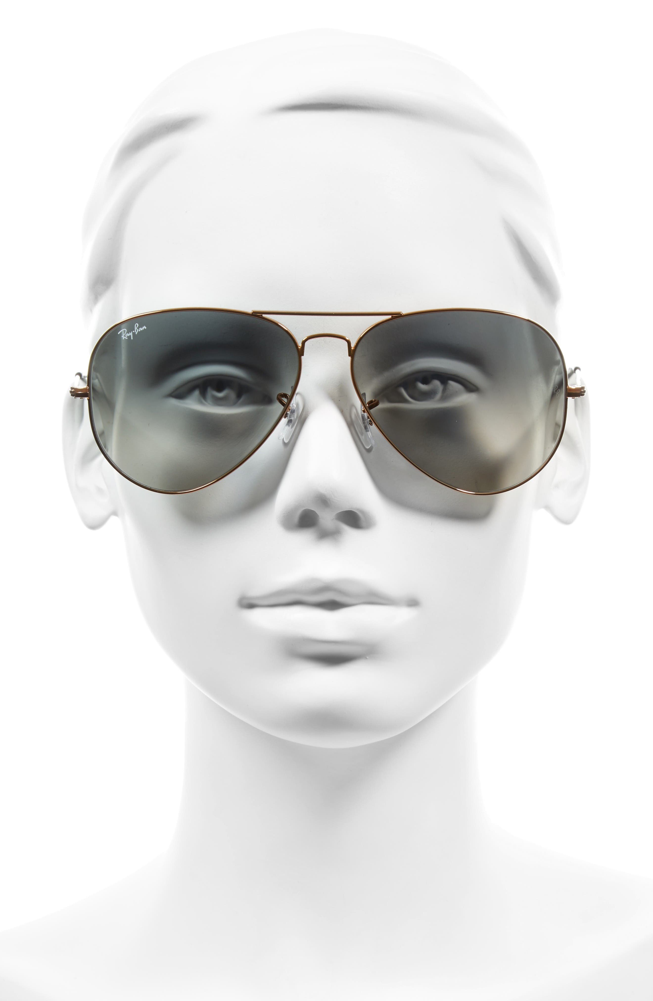 Alternate Image 2  - Ray-Ban 62mm Sunglasses