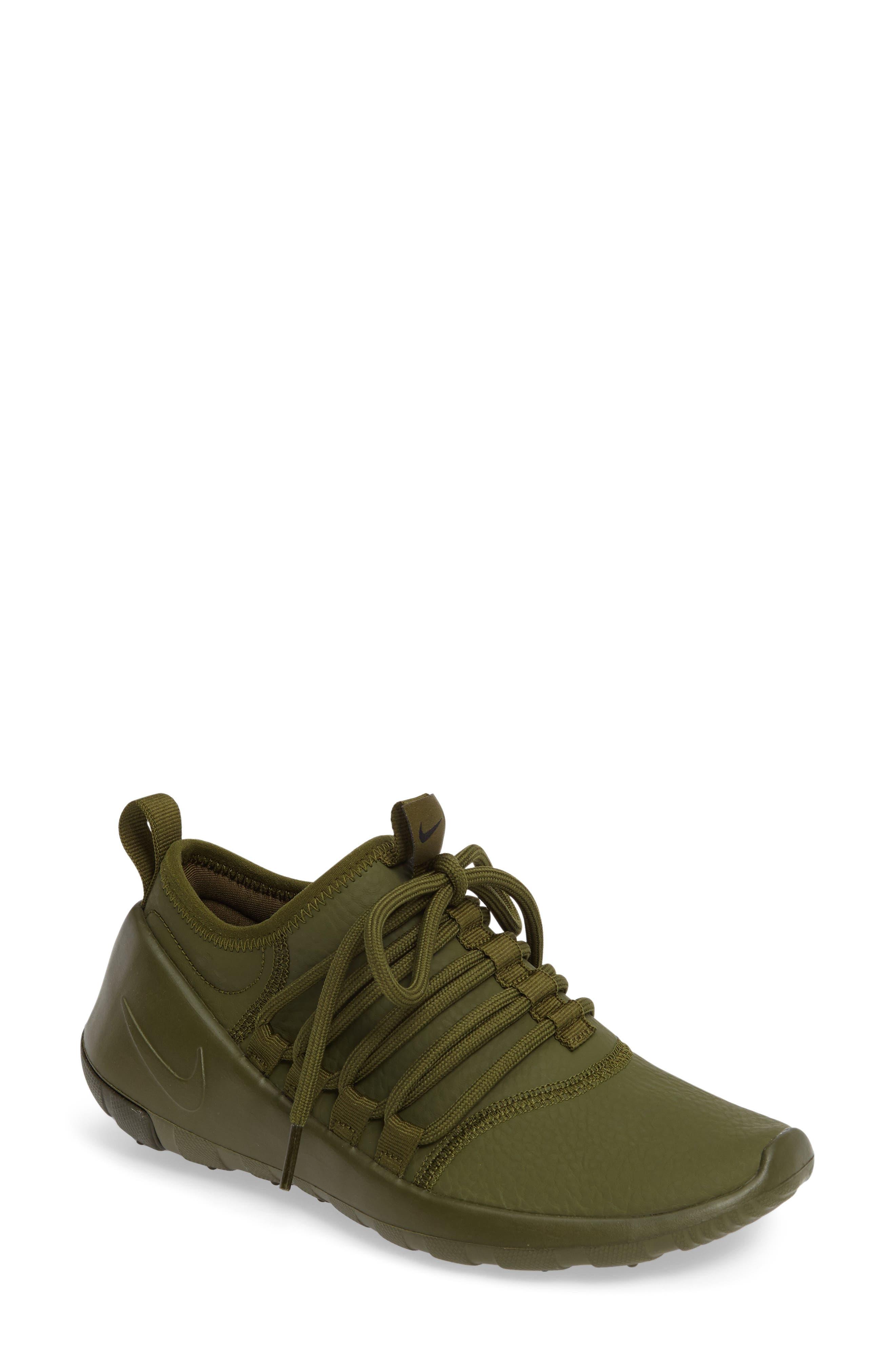 Alternate Image 1 Selected - Nike Payaa Premium Sneaker (Women)