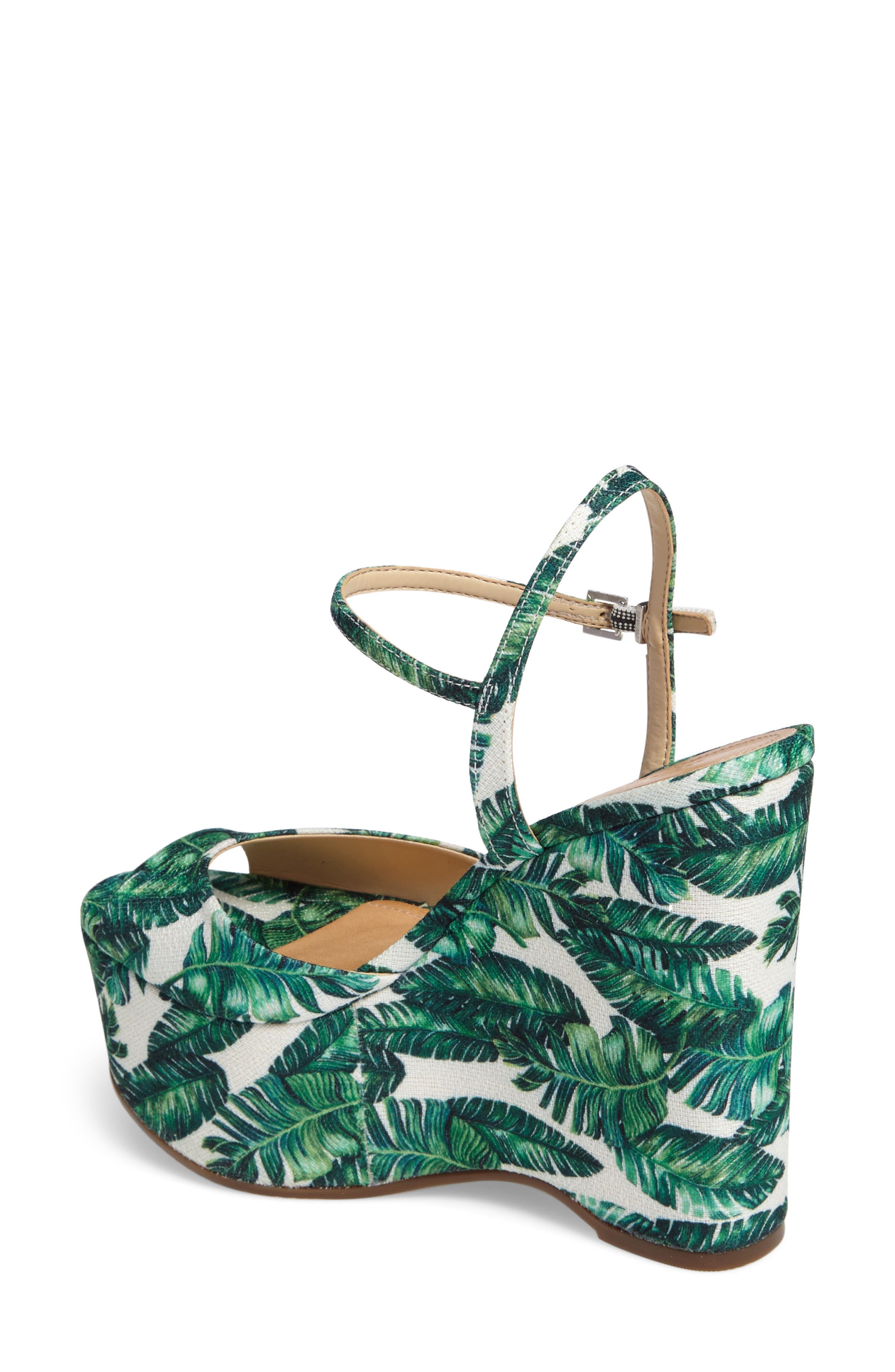 Alternate Image 2  - Schutz Patrycia Wedge Sandal (Women)