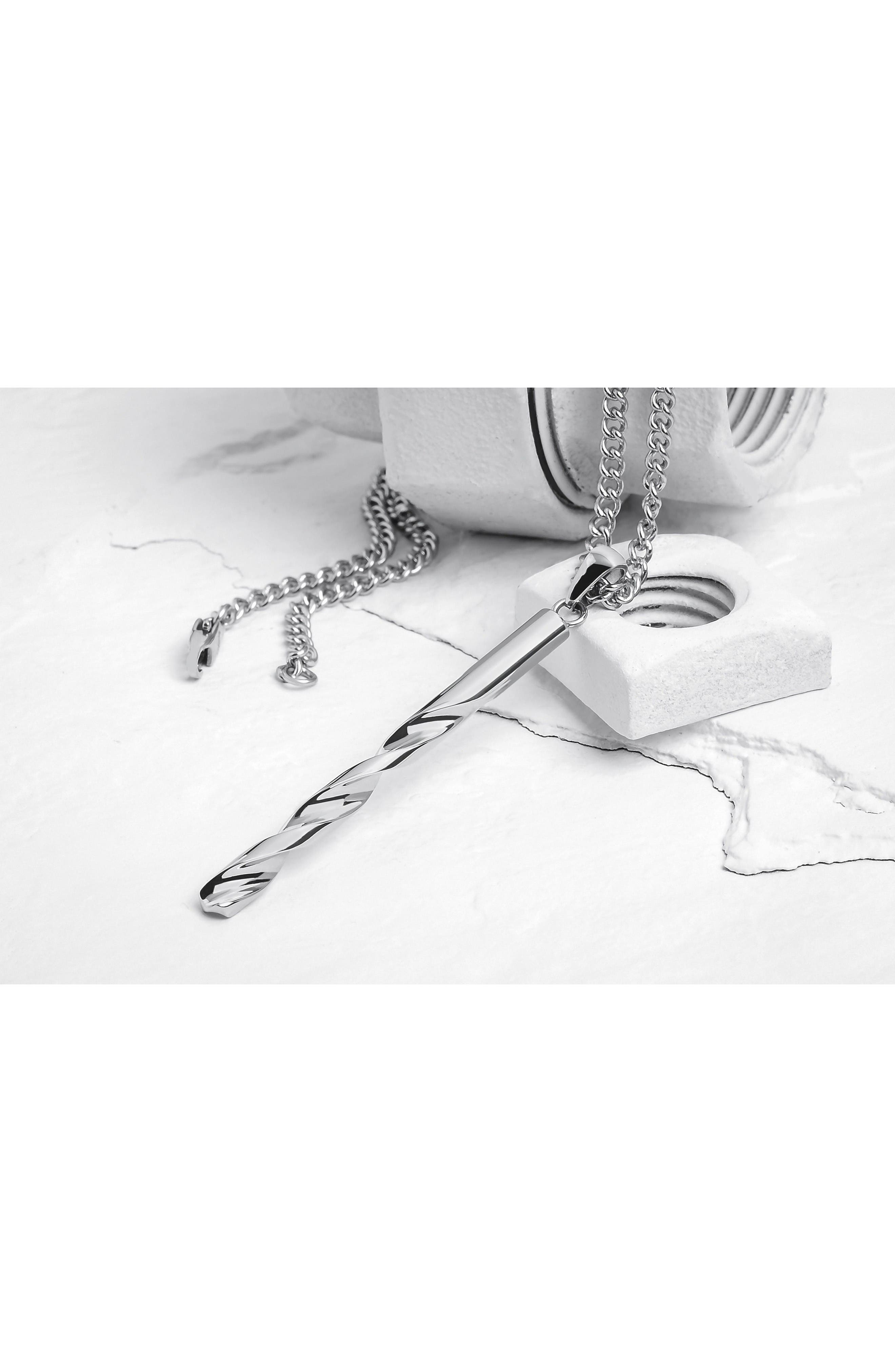 Alternate Image 2  - Vitaly Maker Pendant Necklace