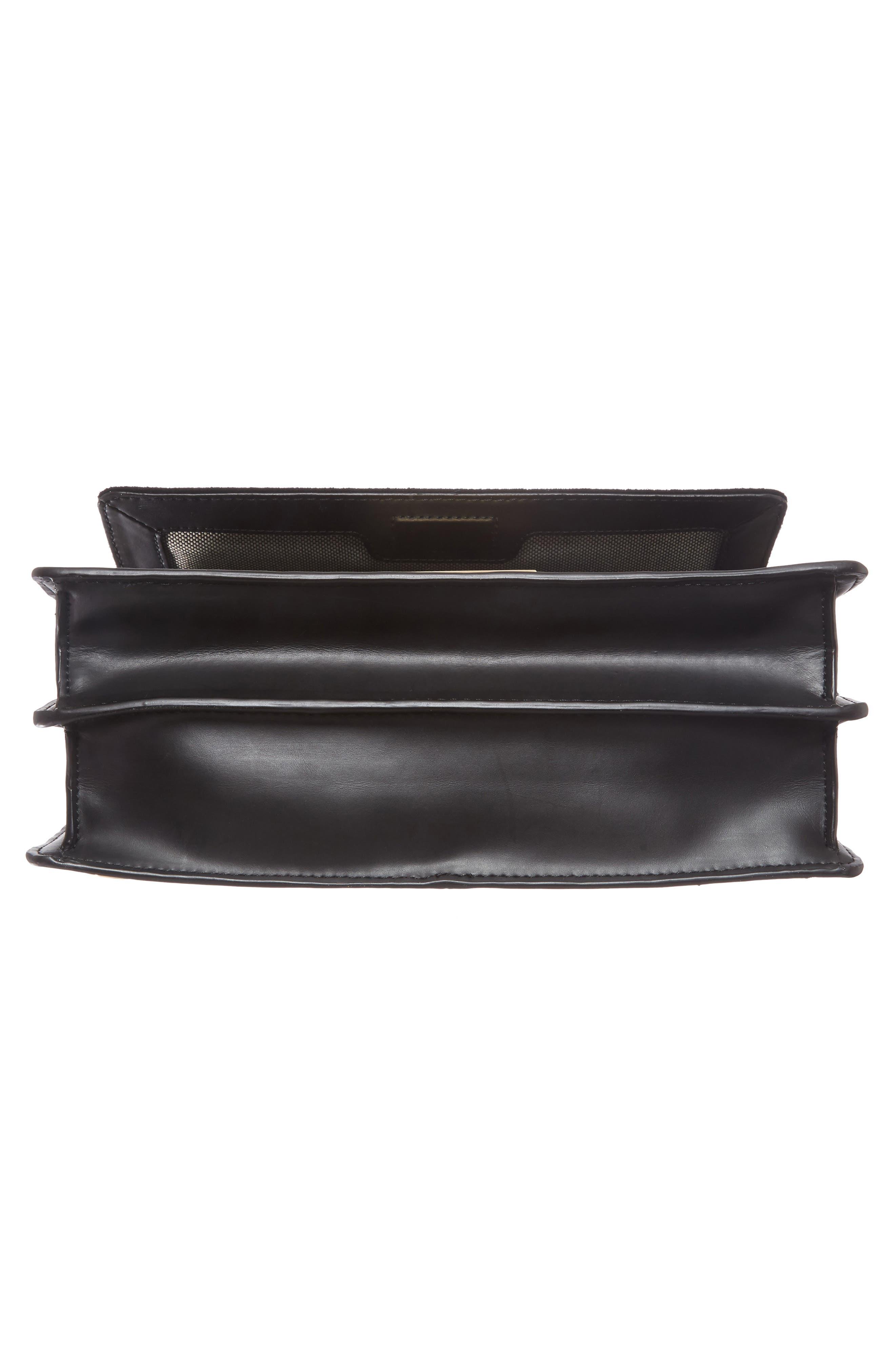 Alternate Image 5  - Vince Camuto 'Abril' Leather Shoulder Bag