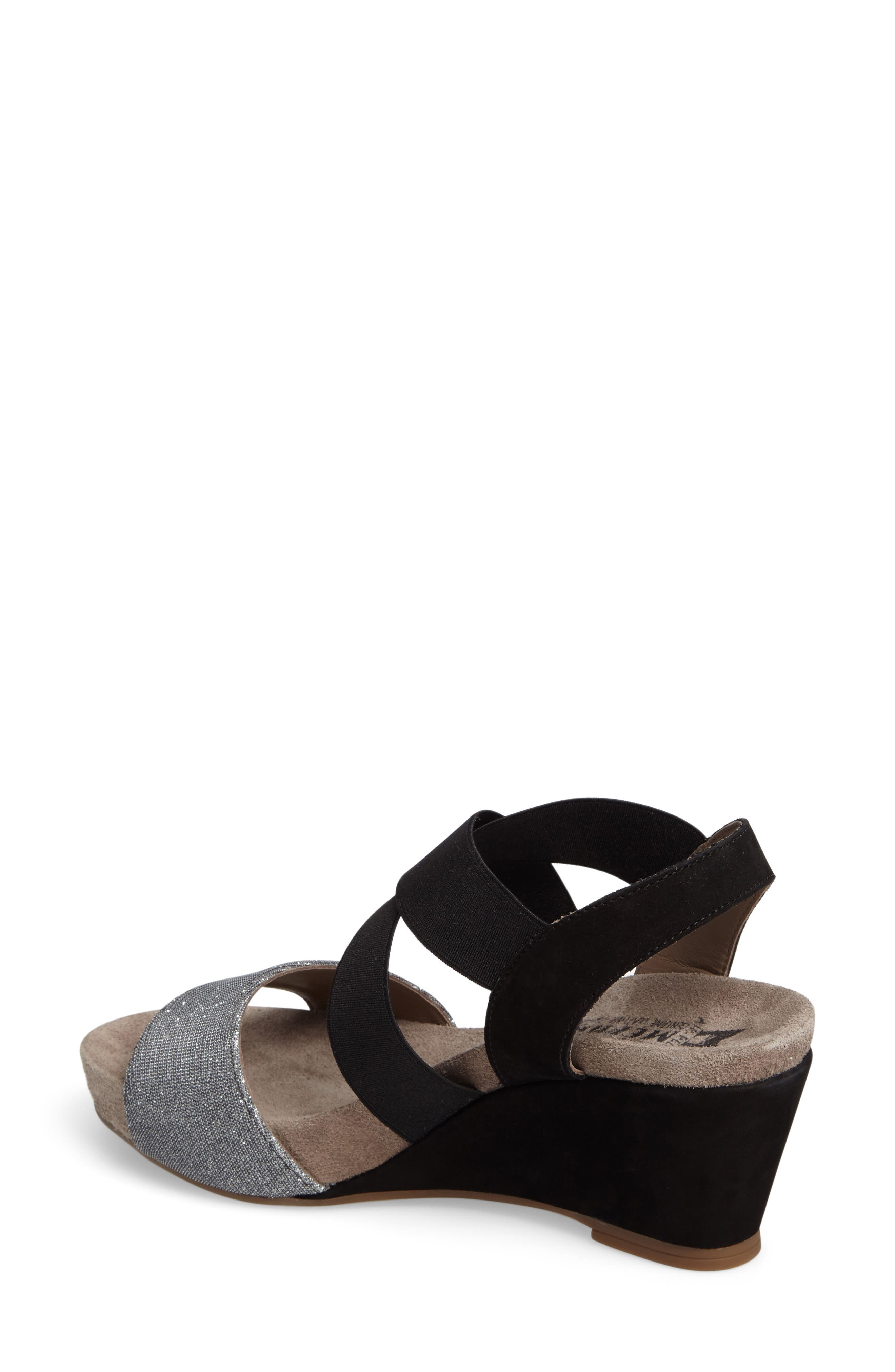 Alternate Image 2  - Mephisto 'Barbara' Wedge Sandal (Women)