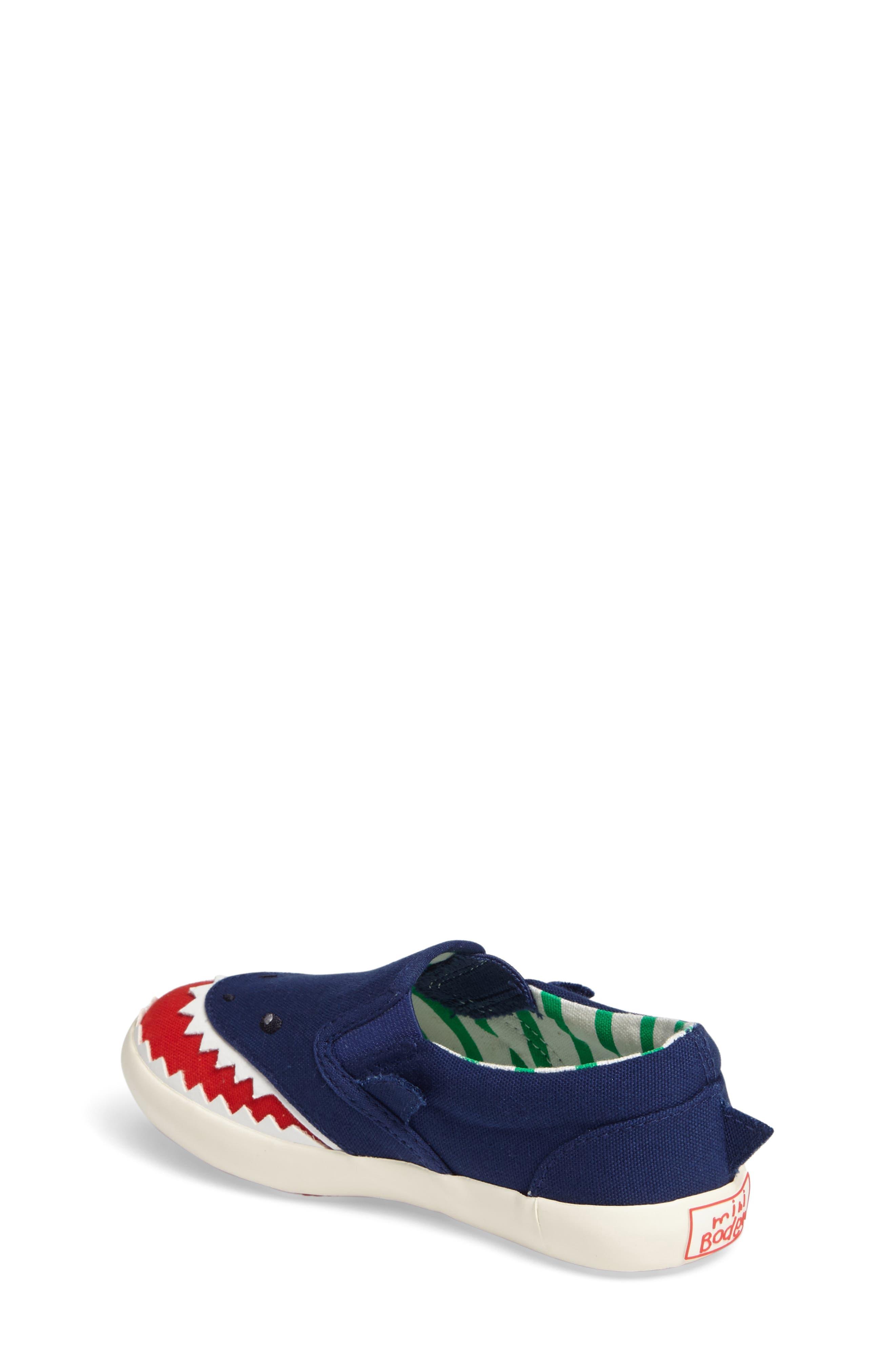 Alternate Image 2  - Mini Boden Slip-On Sneaker (Toddler, Little Kid & Big Kid)