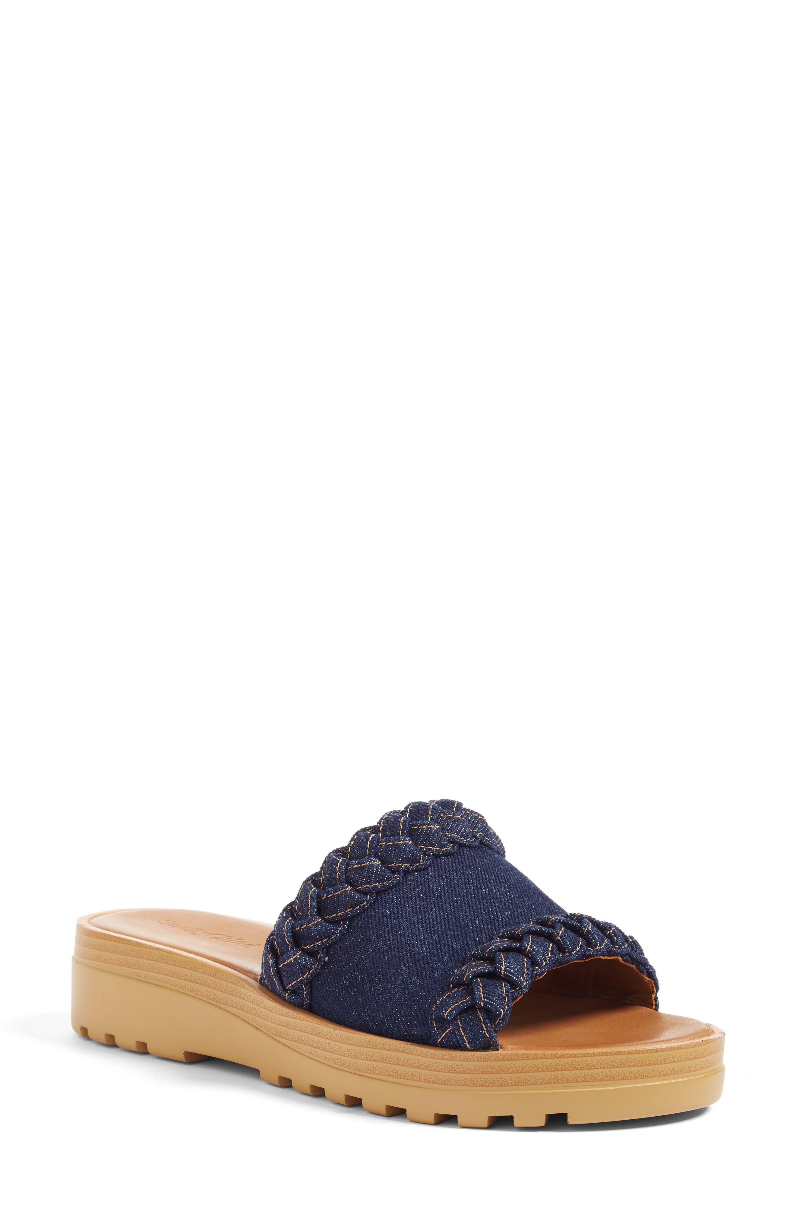 See by Chloé Robin Platform Slide Sandal (Women)