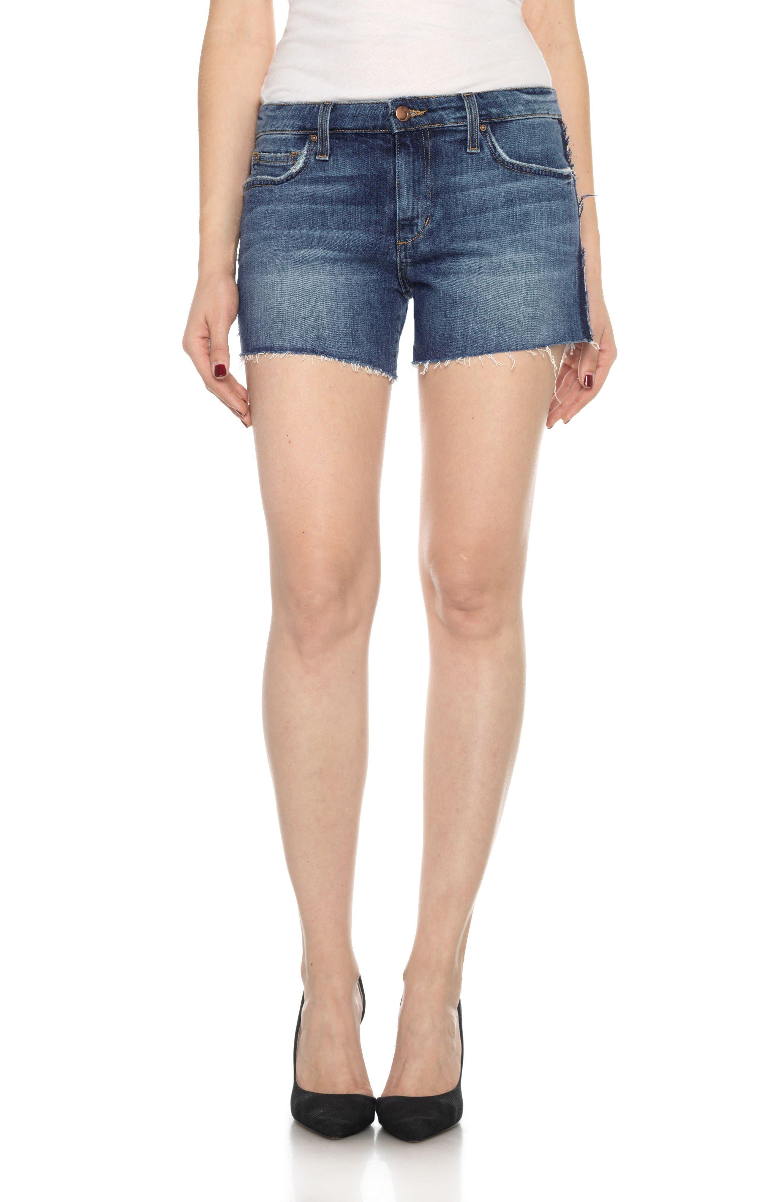 JOES Collectors - Ozzie Cutoff Denim Shorts