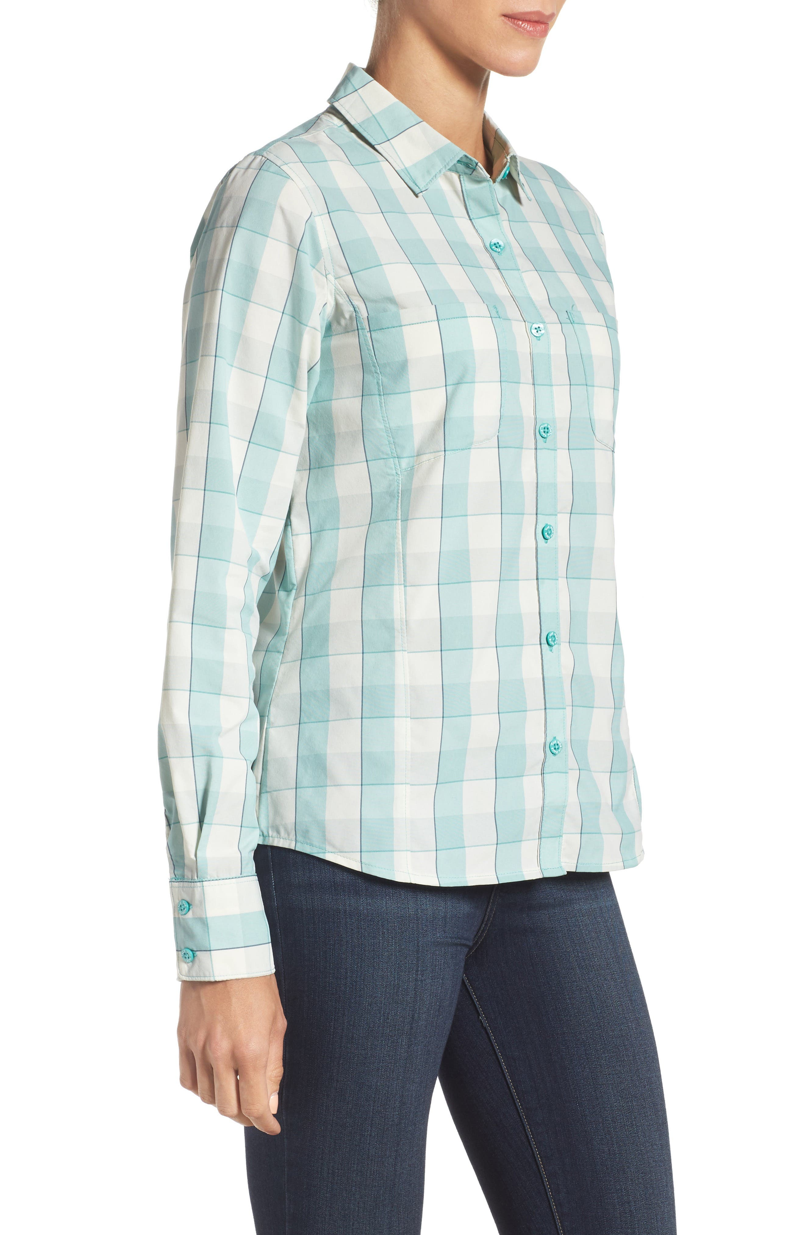 Alternate Image 3  - The North Face Sunblocker Twill Shirt