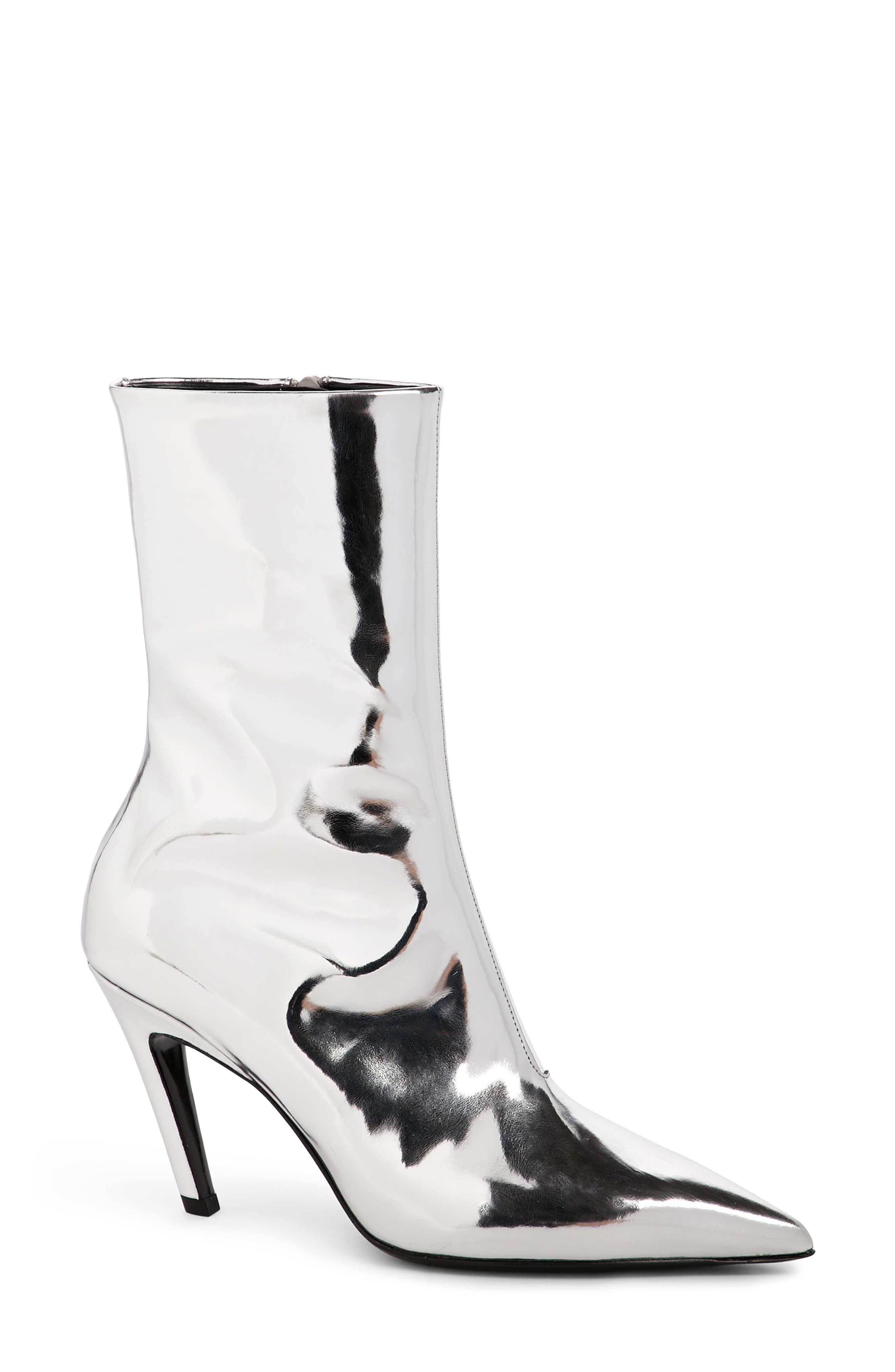 Balenciaga Broken Heel Mid Boot